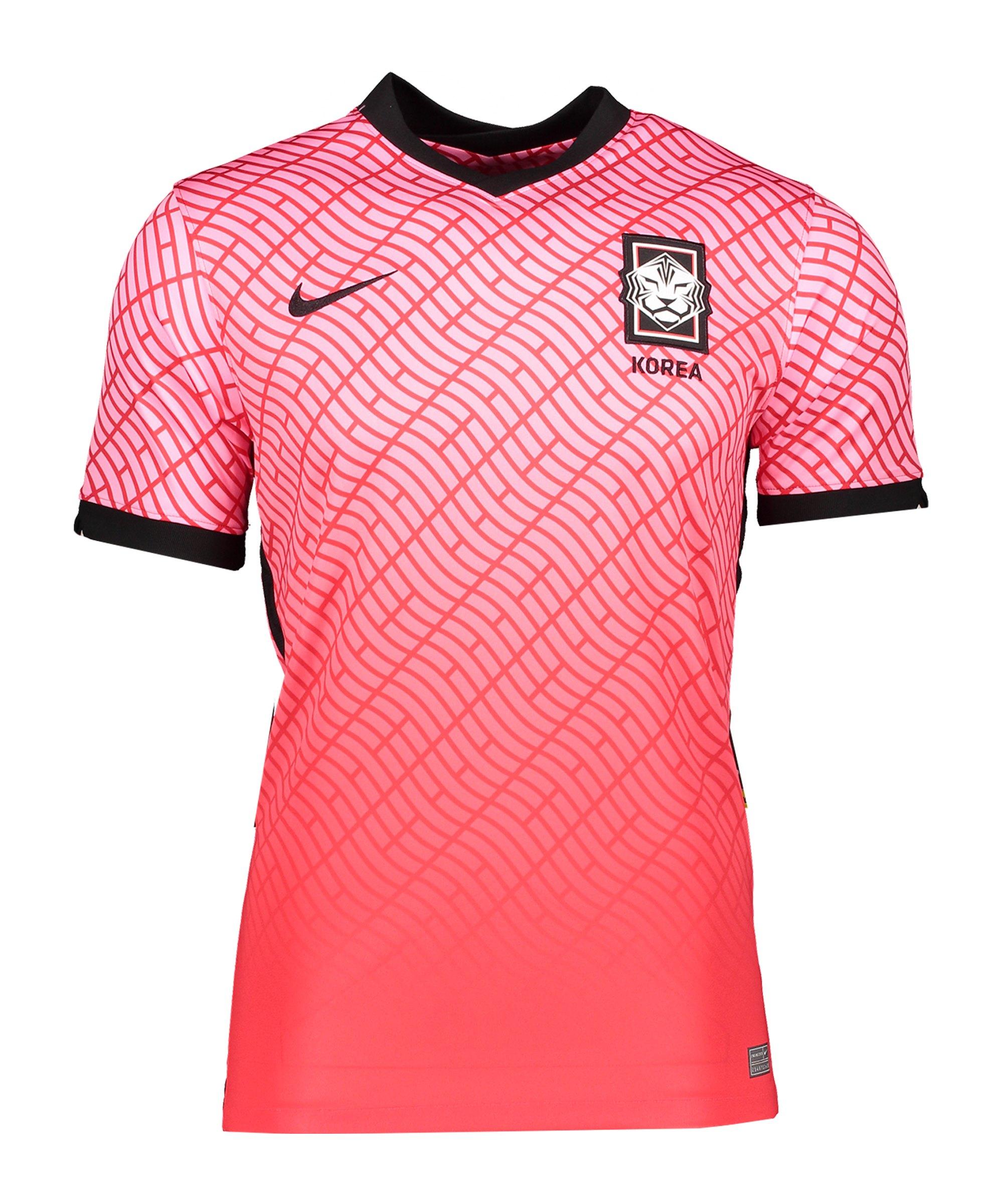 Nike Südkorea Trikot Home 2020 Pink F653 - pink