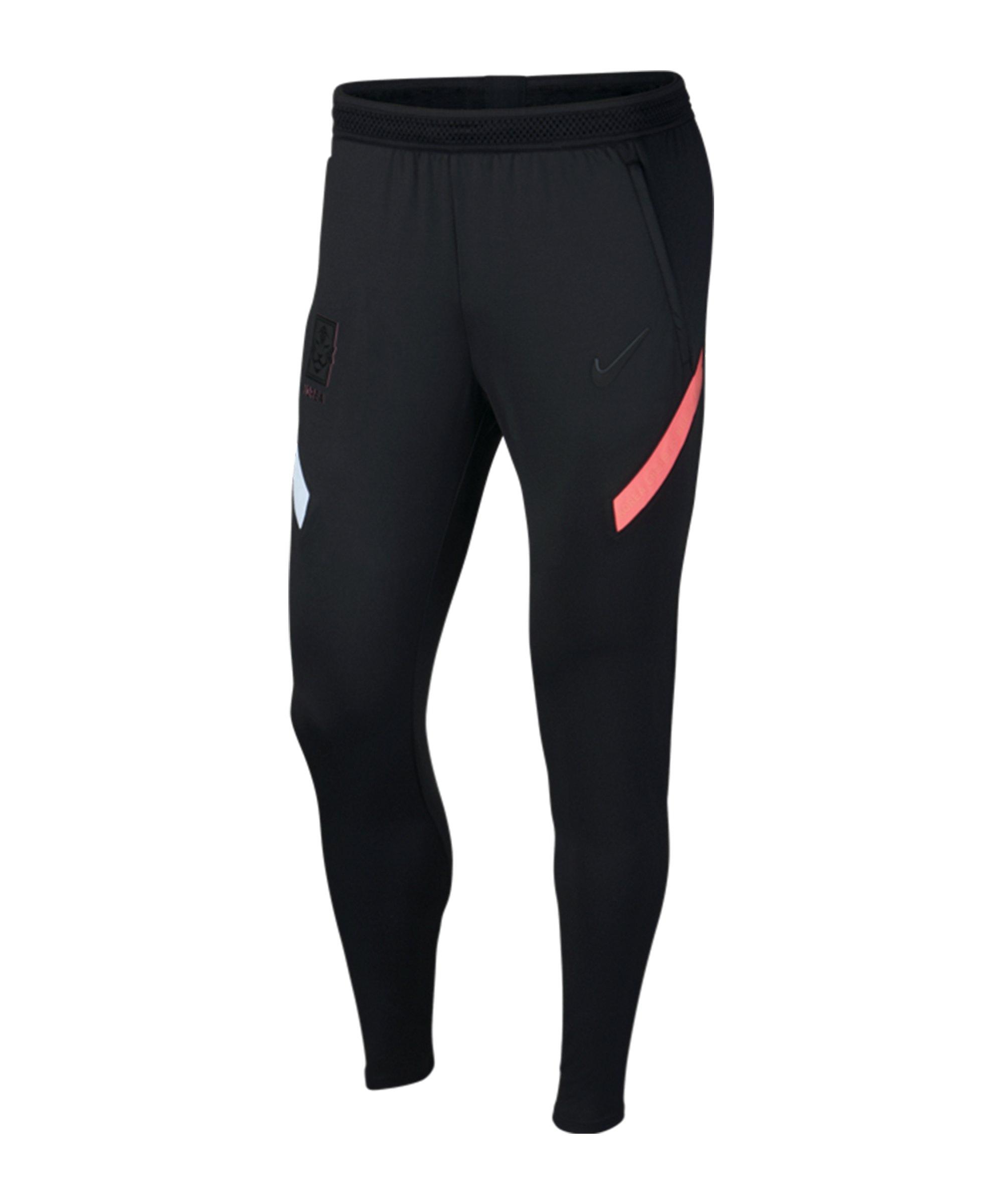 Nike Südkorea Strike Trainingshose Schwarz F010 - schwarz