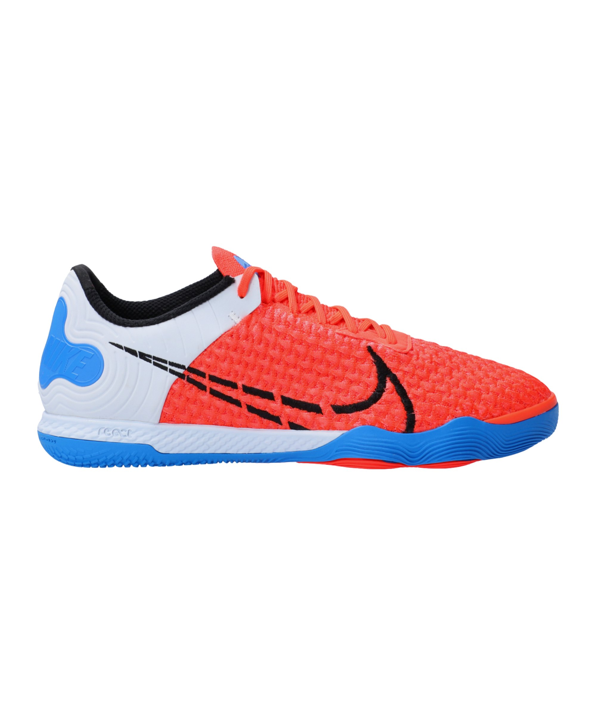 Nike React Gato Home Crew IC Halle Rot F604 - rot