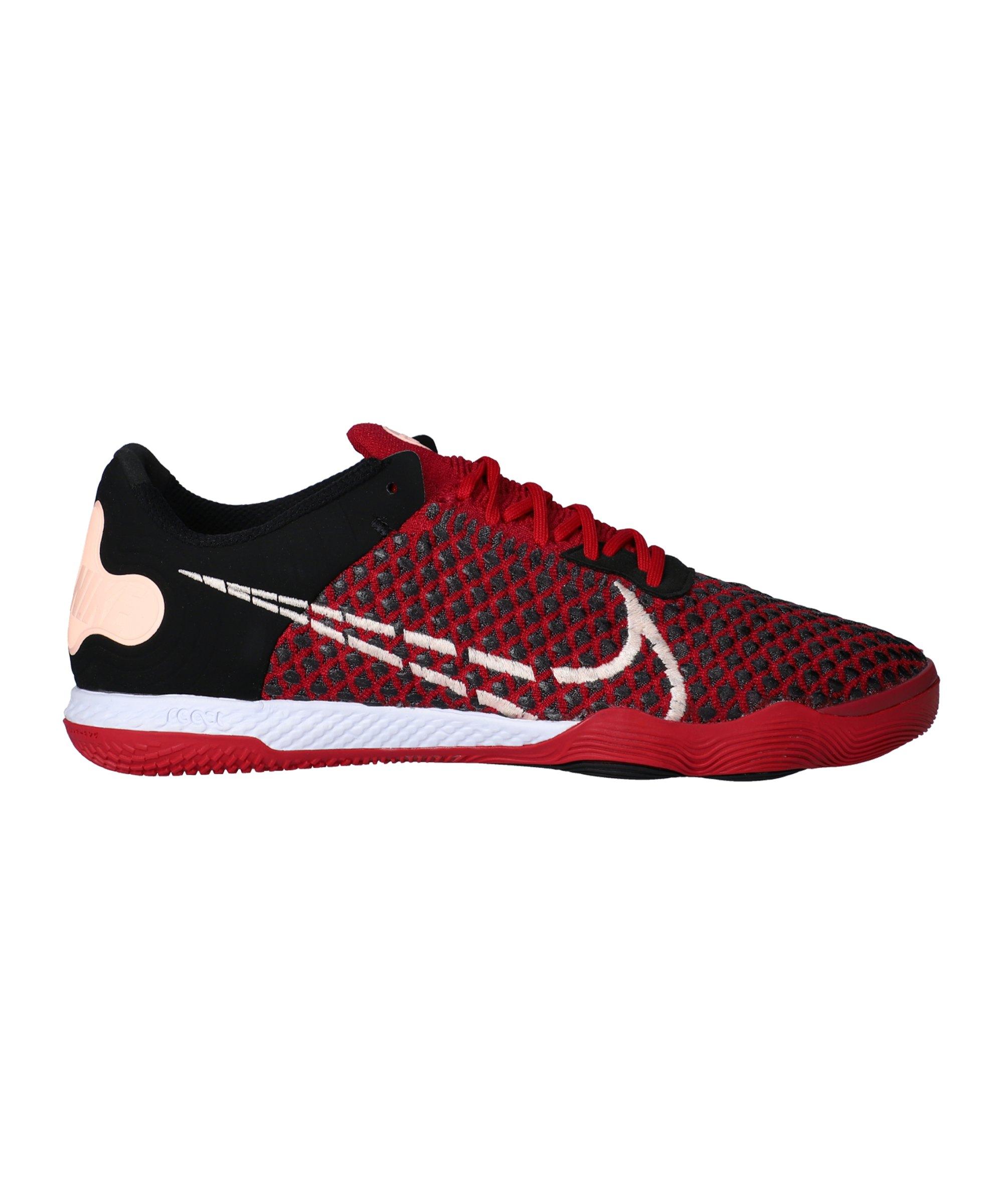 Nike React Gato IC Halle Rot F608 - rot