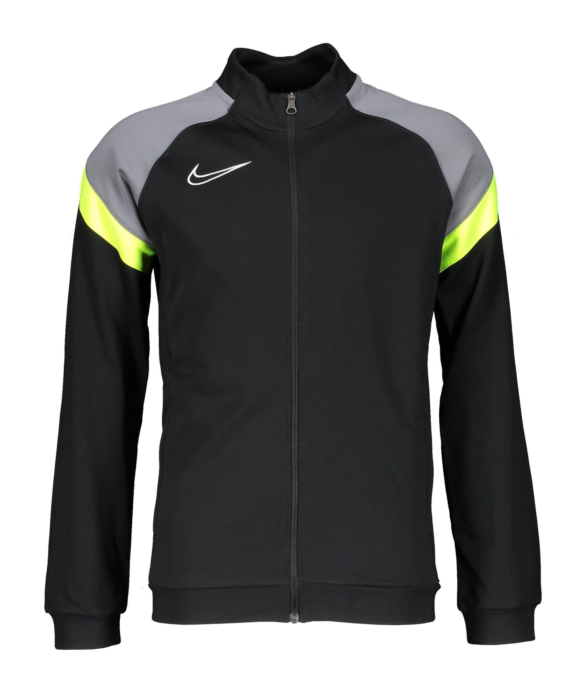 Nike Dry Academy Trainingsjacke Kids Schwarz F011 - schwarz