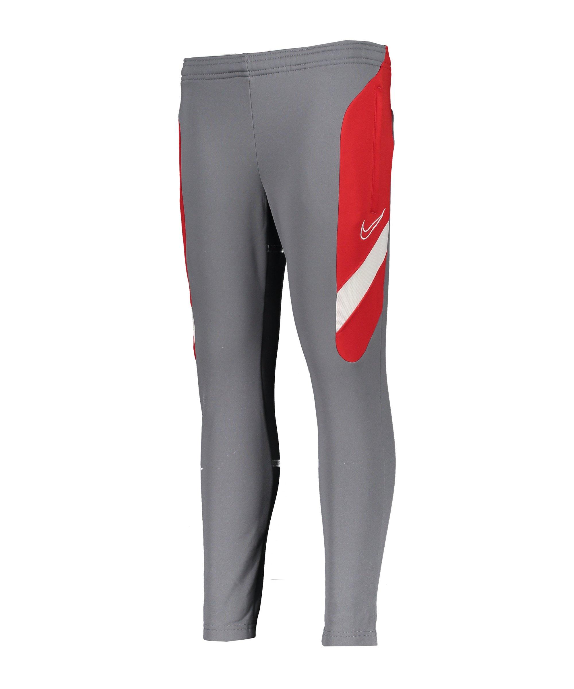Nike Dry Academy Trainingshose Kids Grau F084 - grau
