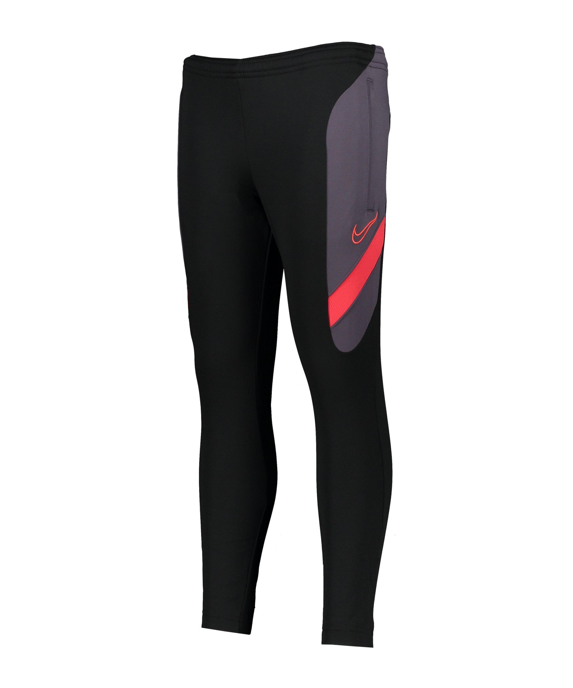 Nike Dry Academy Trainingshose Kids Schwarz F015 - schwarz