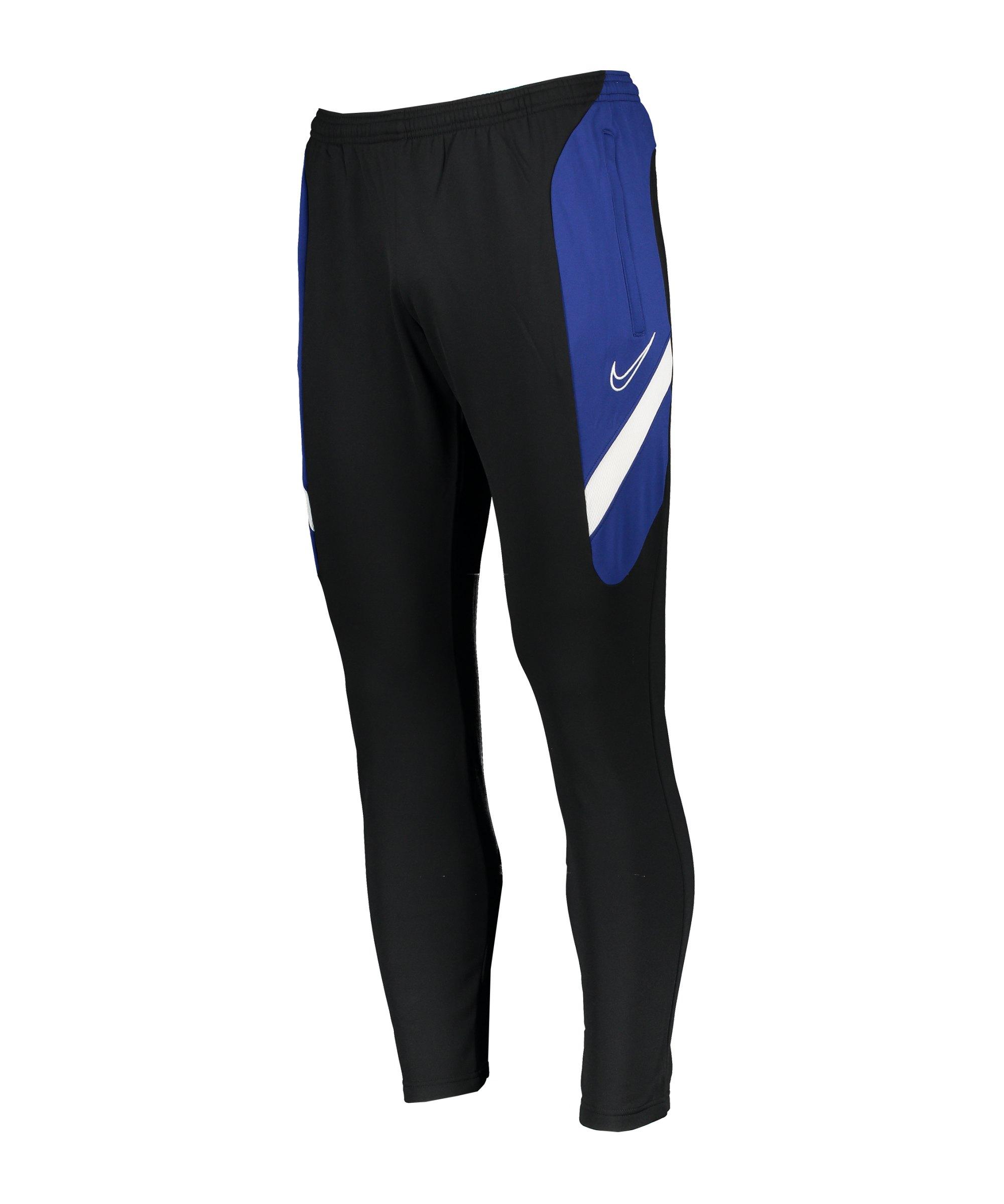 Nike Dry Academy Trainingshose Schwarz F011 - schwarz