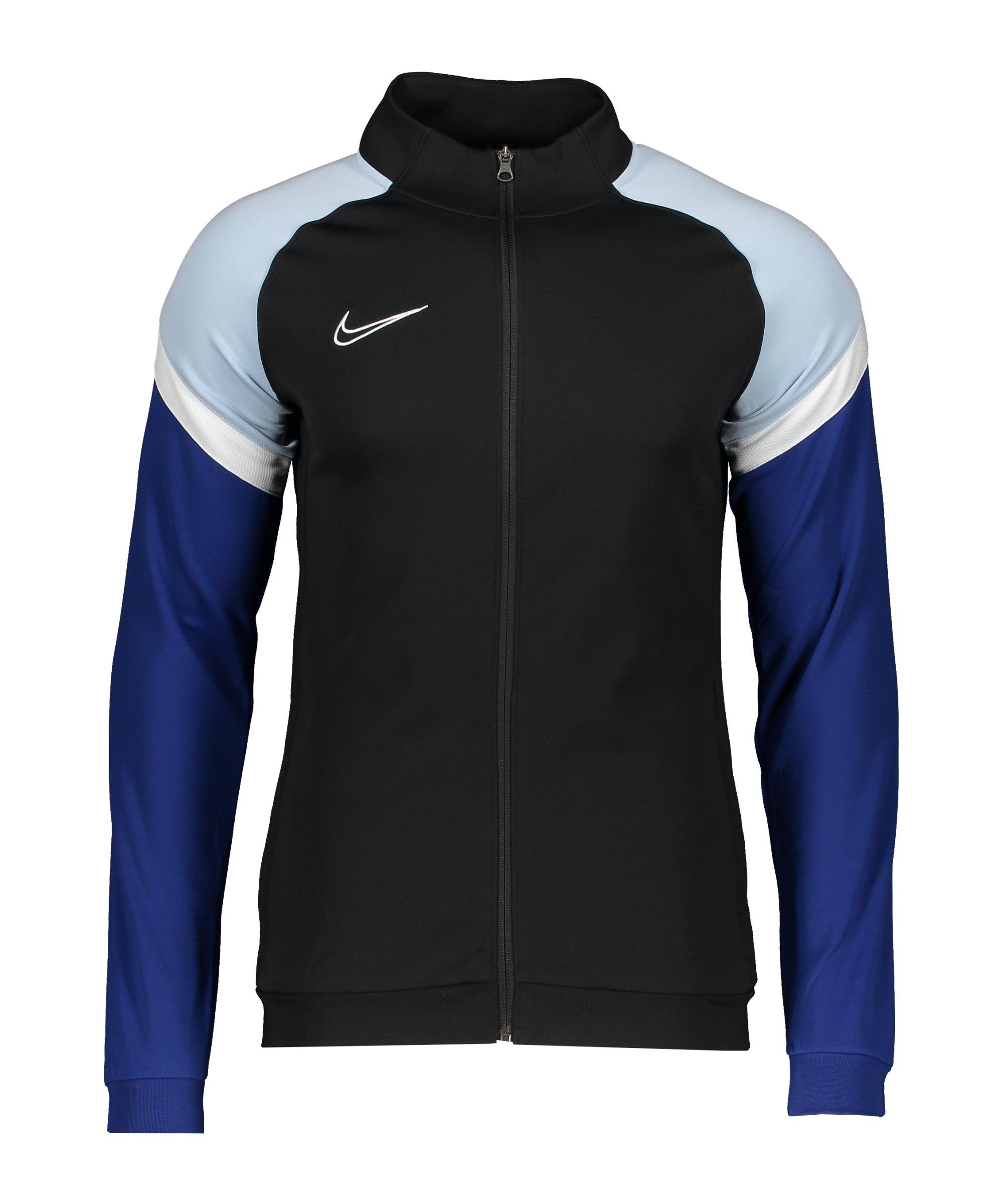 Nike Dry Academy Trainingsjacke Schwarz F011 - schwarz