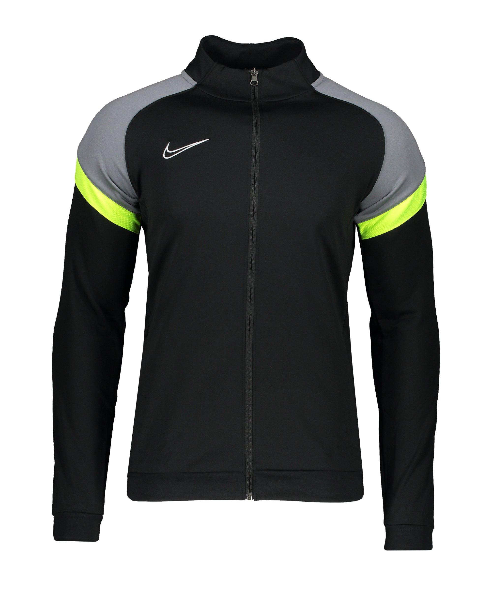 Nike Dry Academy Trainingsjacke Schwarz F013 - schwarz