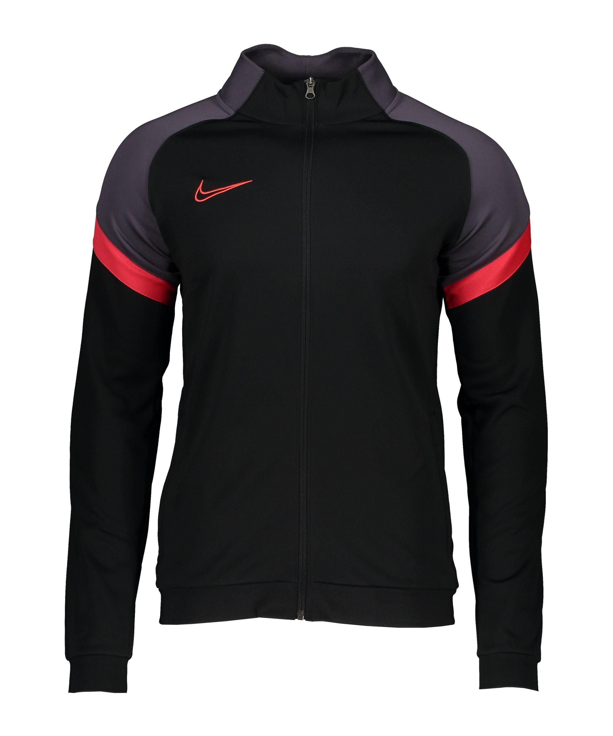 Nike Dry Academy Trainingsjacke Schwarz F014 - schwarz