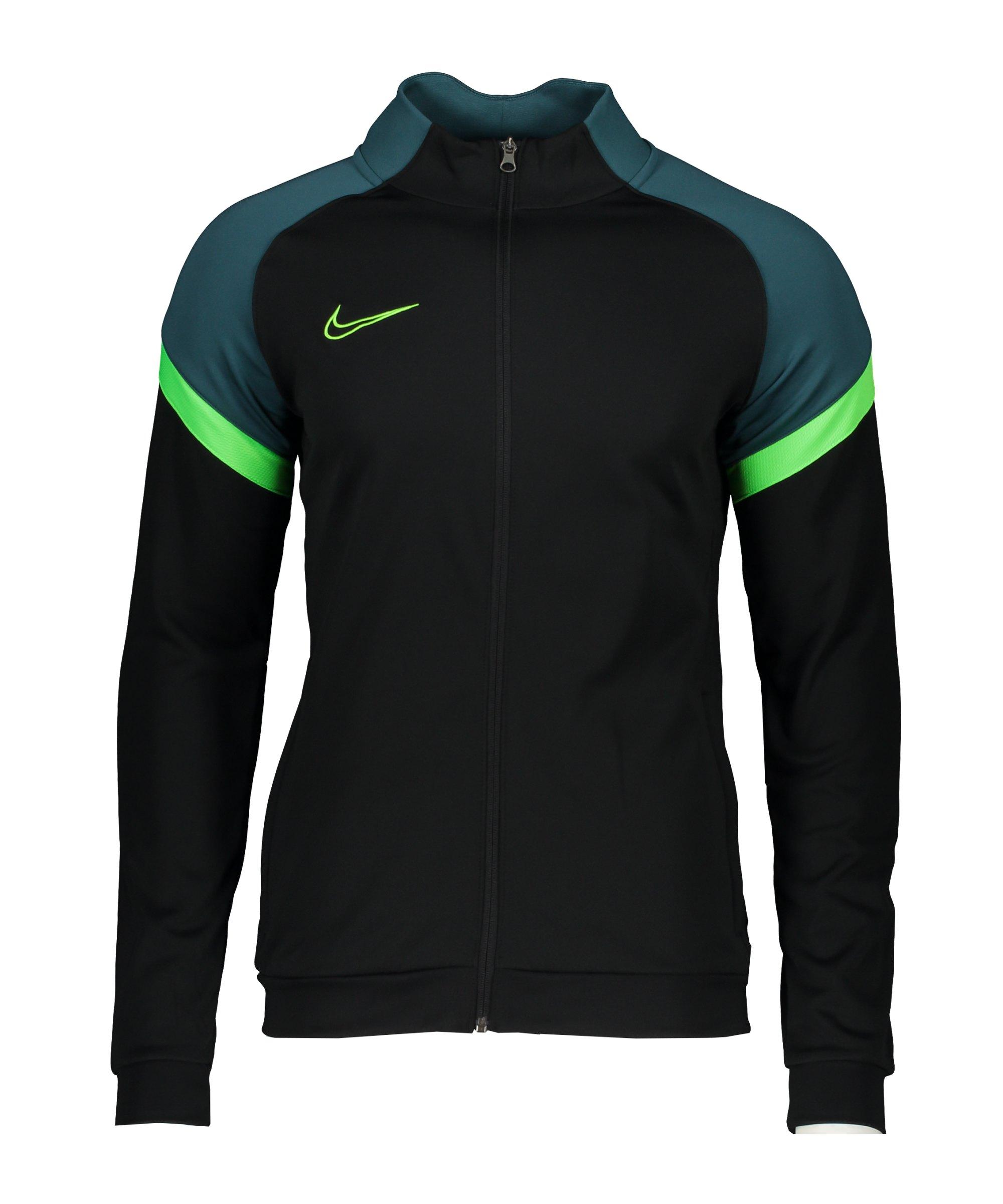 Nike Dry Academy Trainingsjacke Schwarz F015 - schwarz