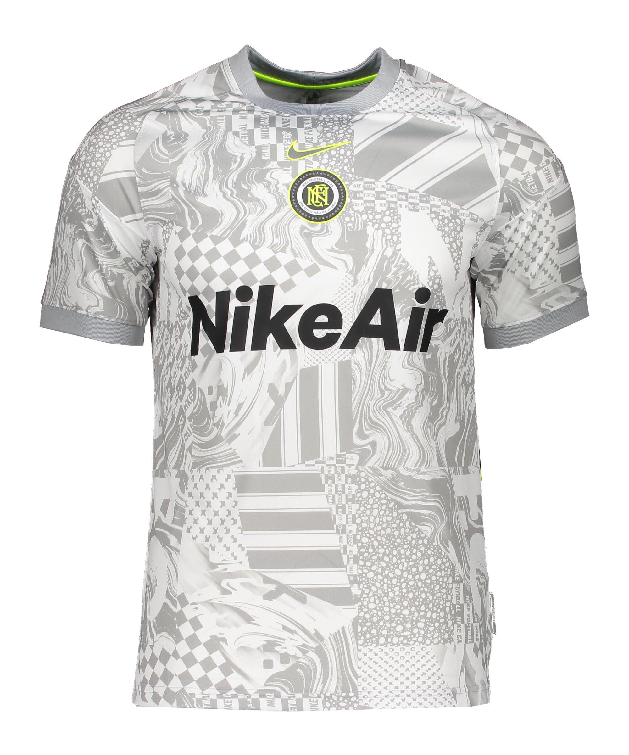 Nike F.C. Essential T-Shirt Weiss F100 - weiss