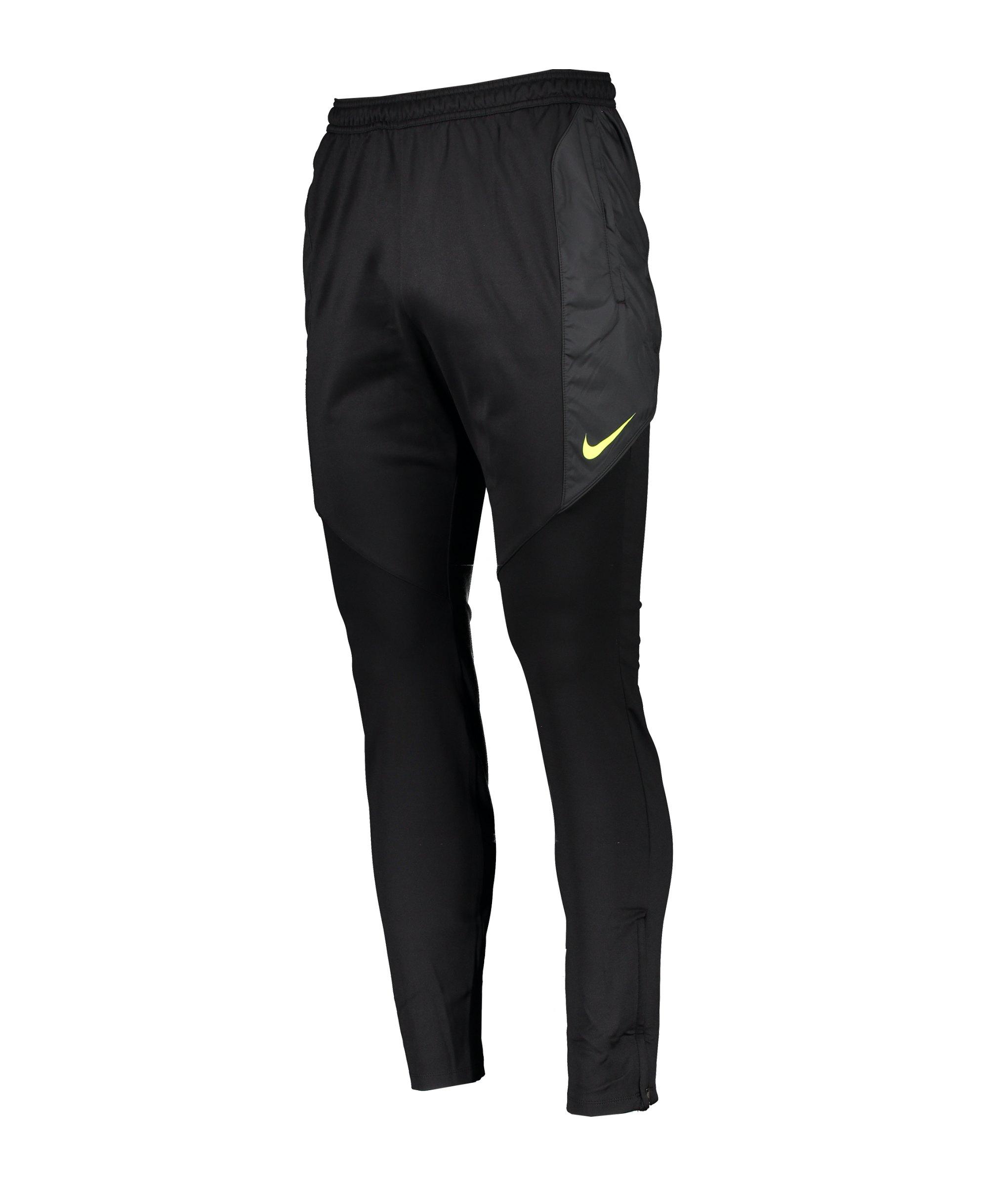 Nike Dry Strike Trainingshose Schwarz F010 - schwarz