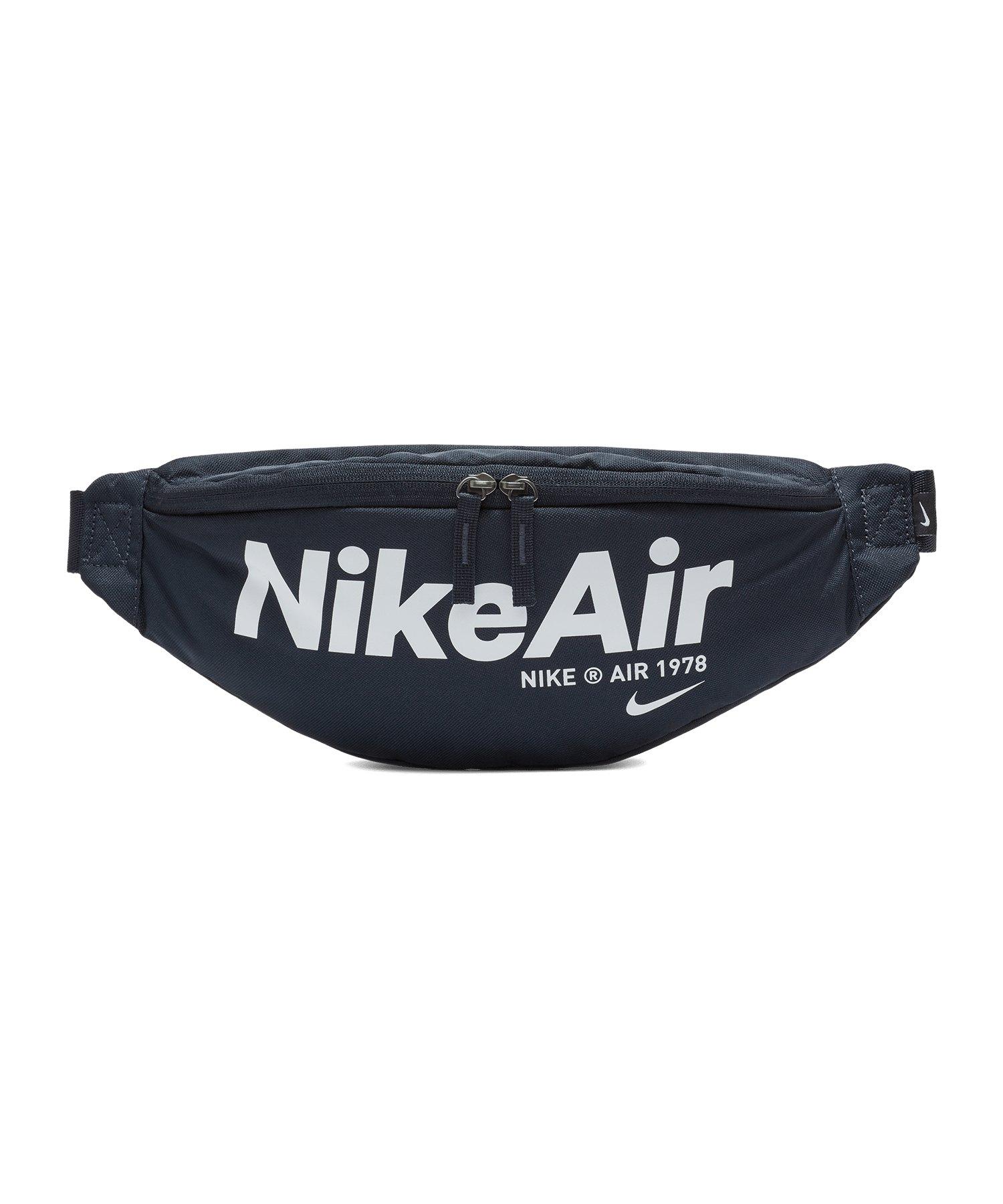 Nike Heritage 2.0 Hip Pack Hüfttasche Blau F475 - blau