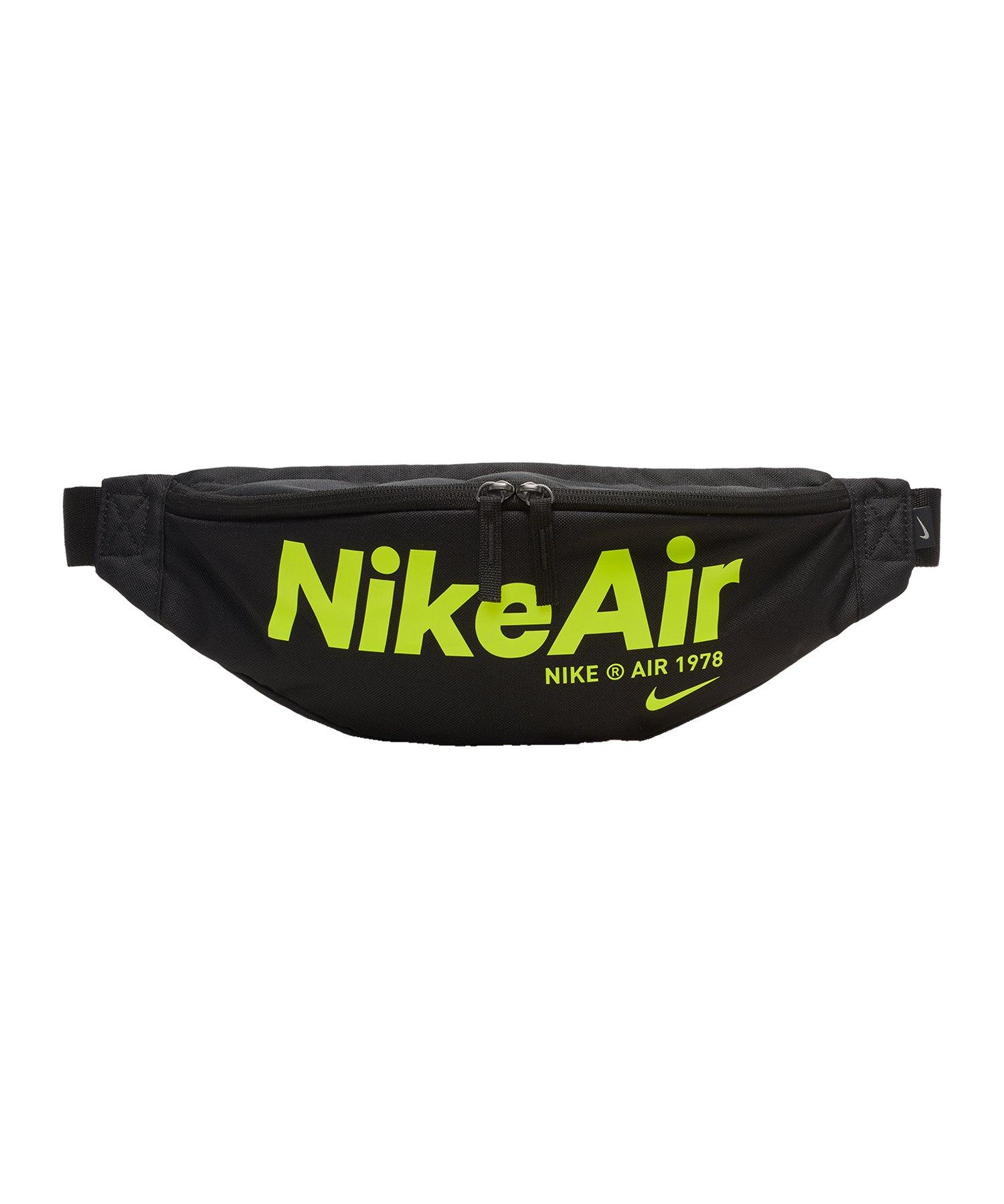 Nike Heritage 2.0 Hip Pack Hüfttasche F010 - schwarz