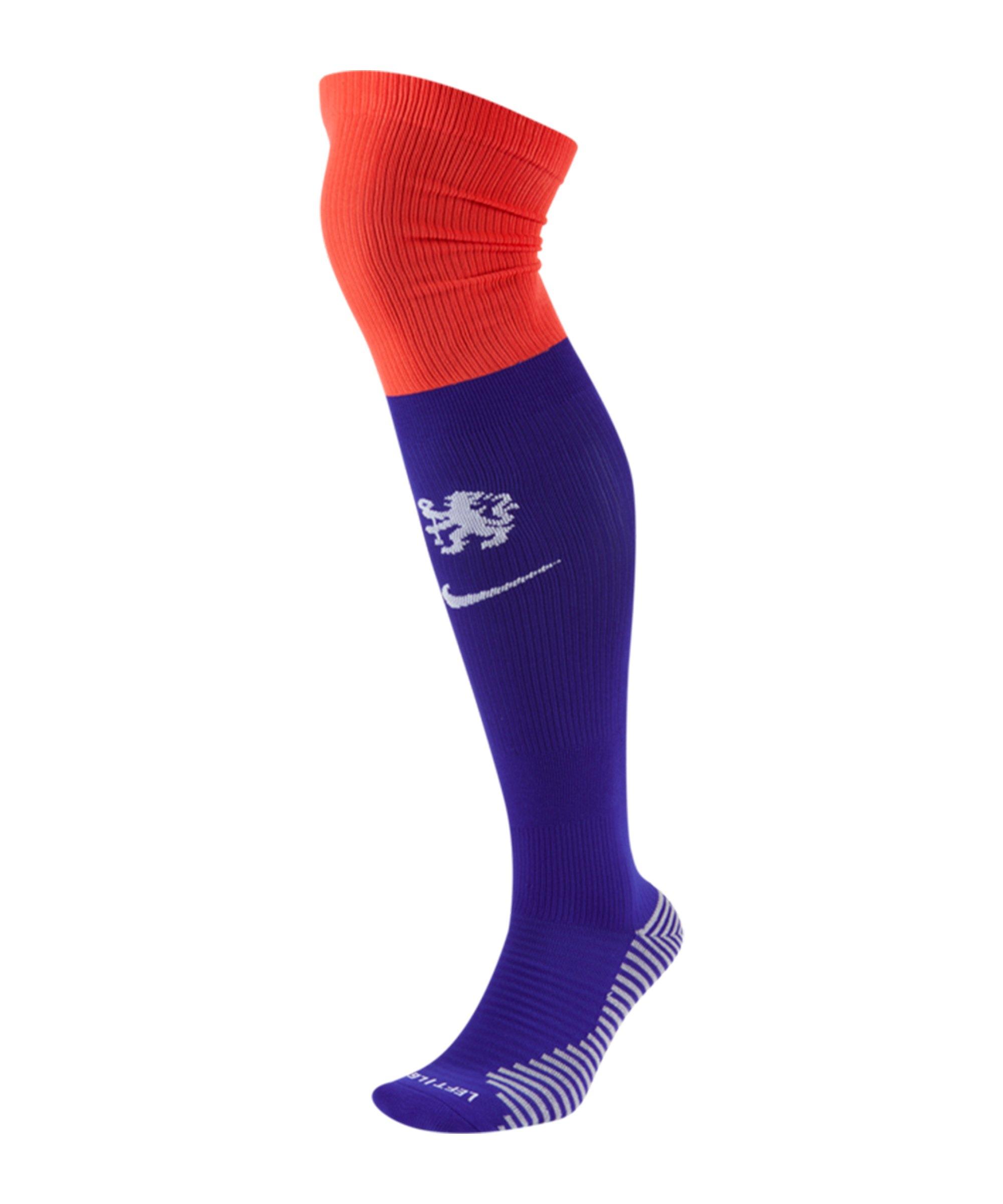 Nike FC Chelsea London Stutzen UCL 2020/2021 Blau F411 - blau
