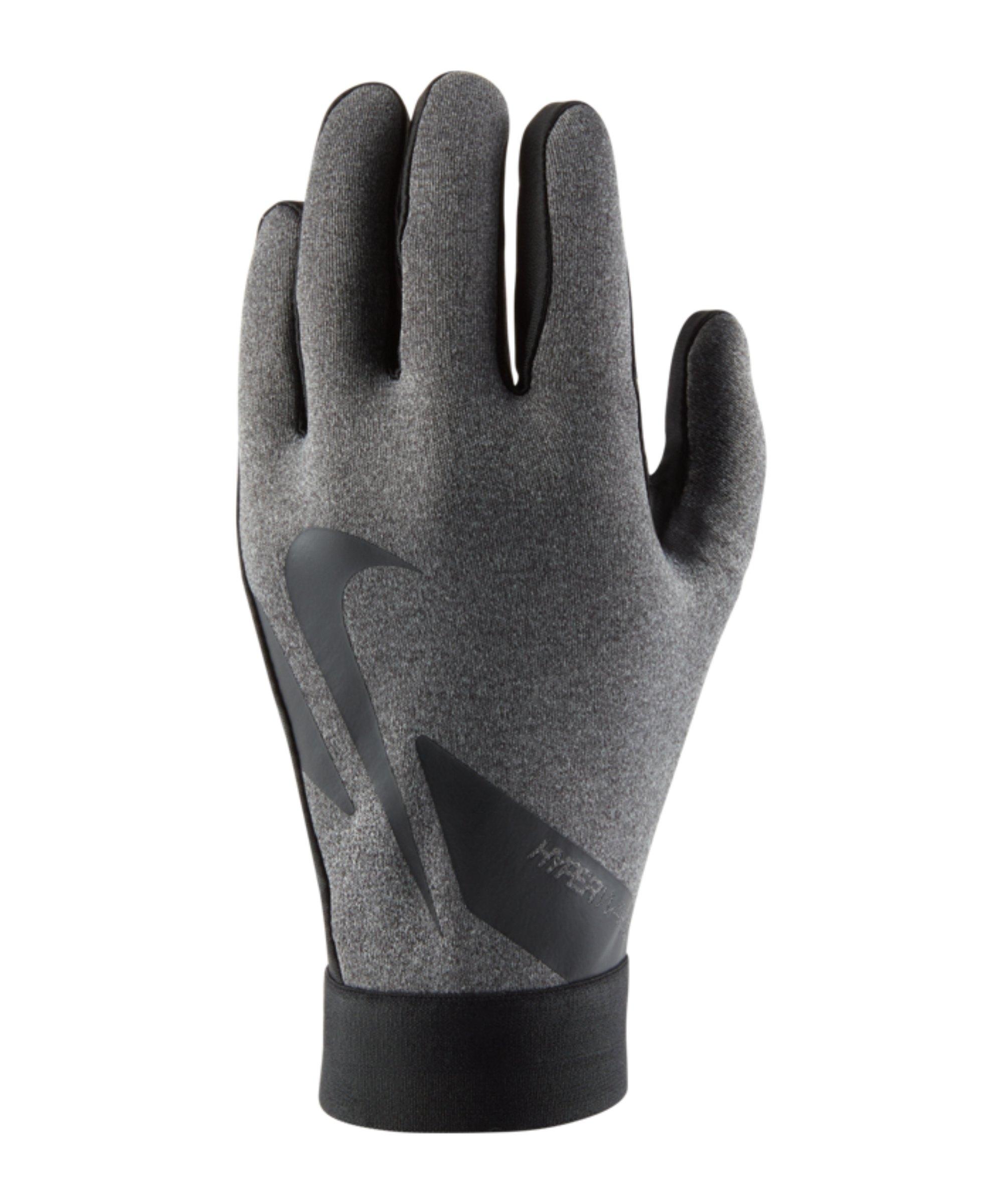 Nike Academy Hyperwarm Feldspielerhandschuhe F050 - grau