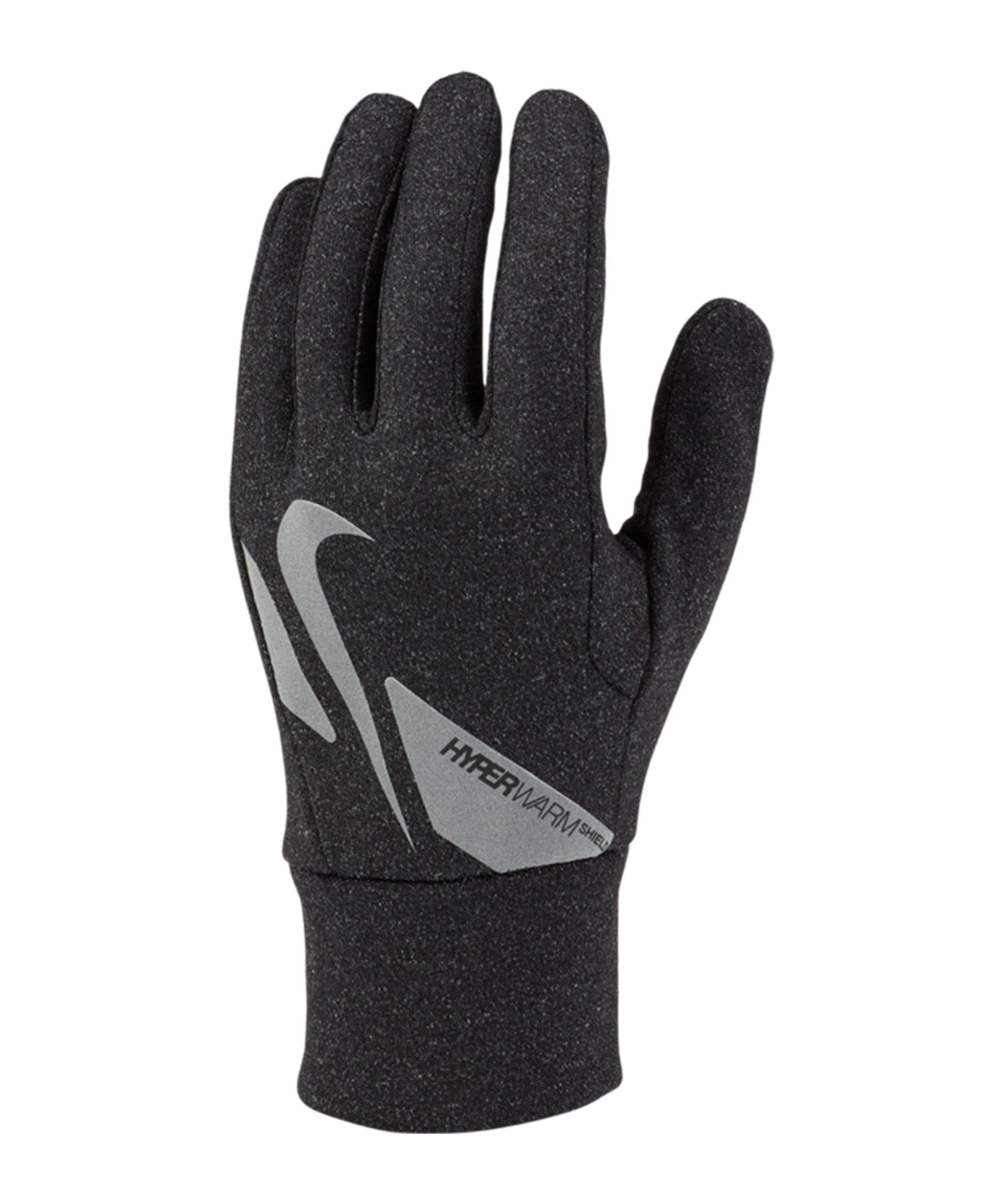 Nike Shield Hyperwarm Spielerhandschuh F010 - grau