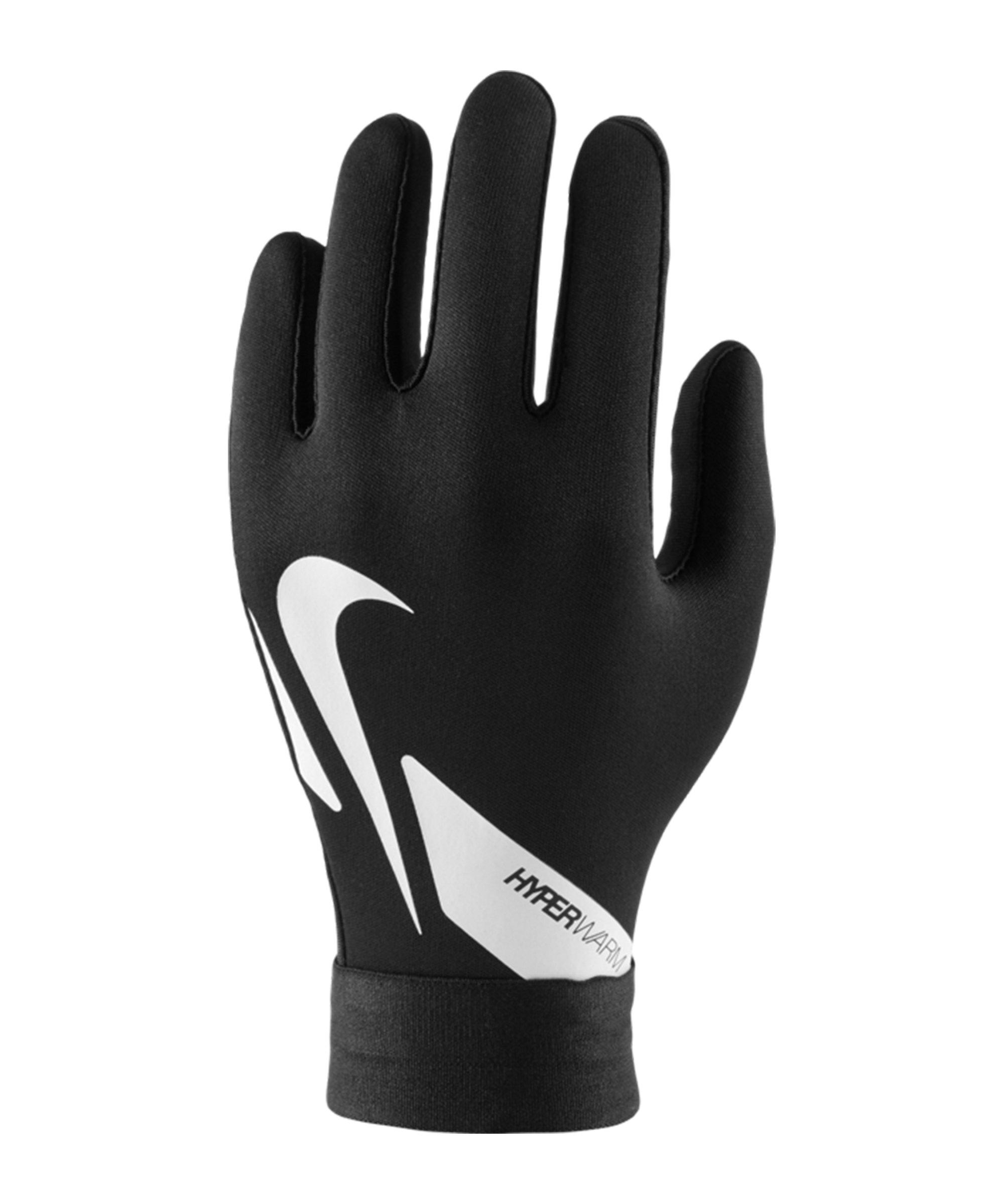 Nike Academy Hyperwarm Spielerhandschuh Kids F010 - schwarz