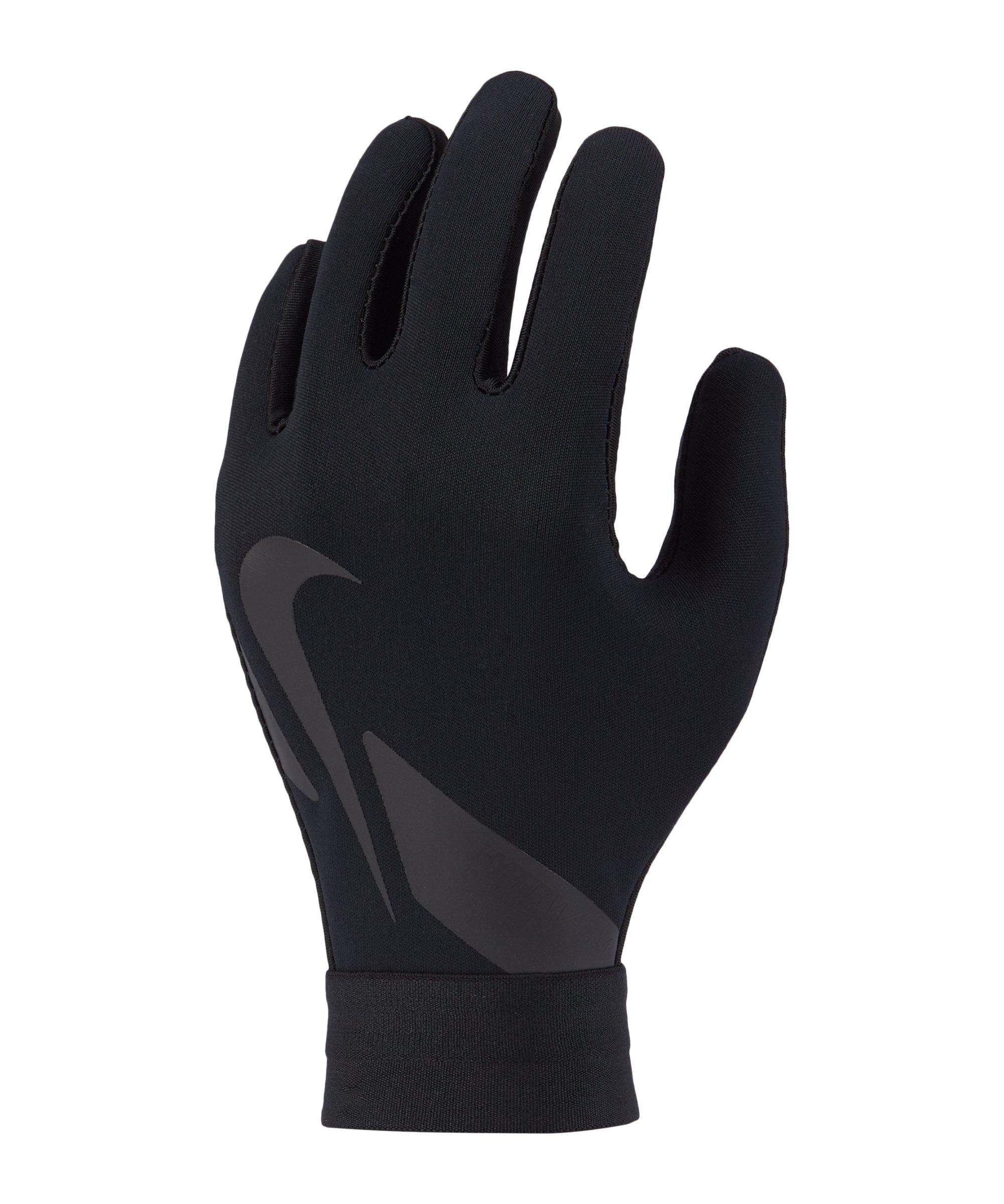 Nike Academy Hyperwarm Spielerhandschuh Kids F011 - schwarz