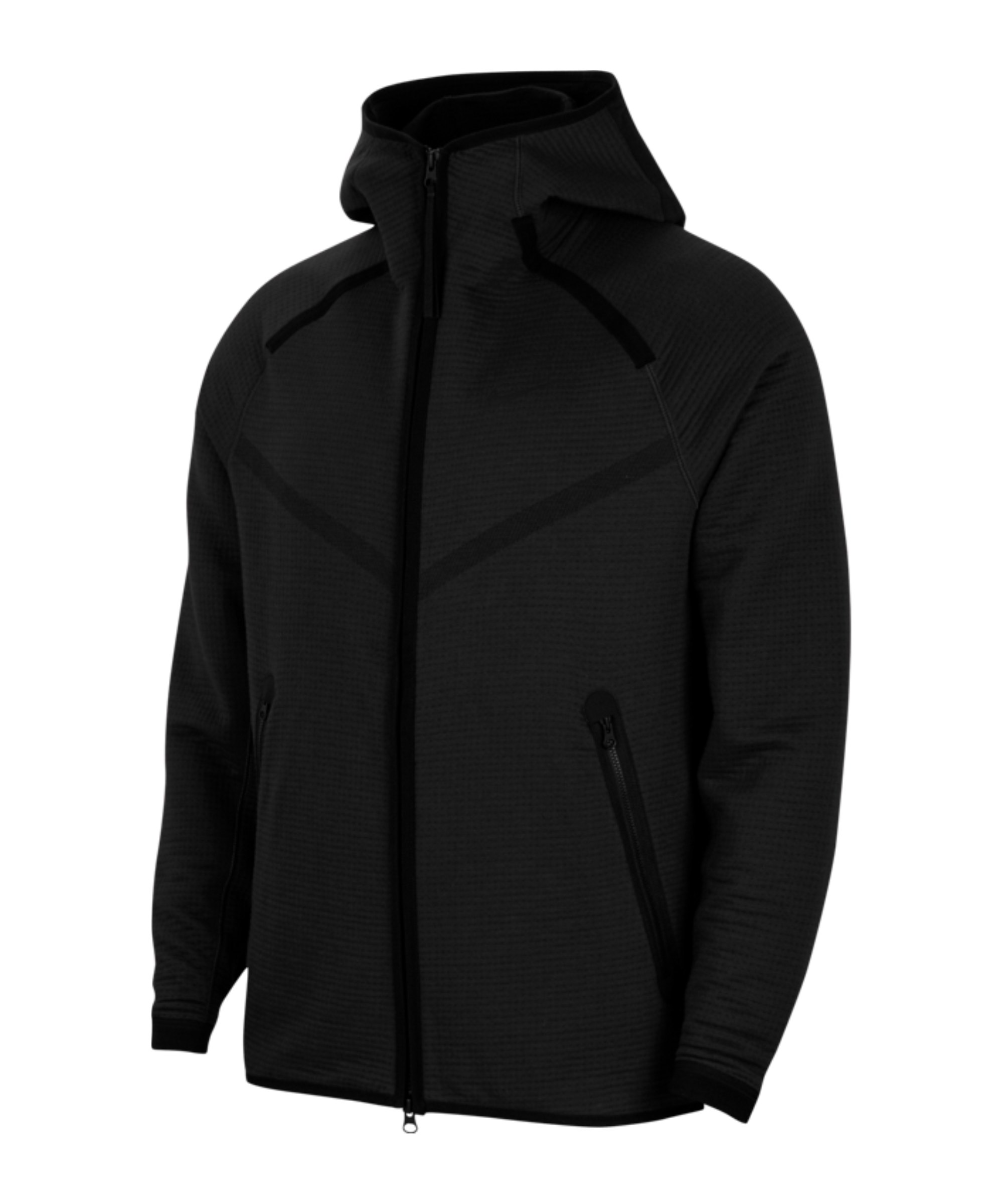 Nike Tech Pack Windrunner Kapuzenjacke F010 - schwarz