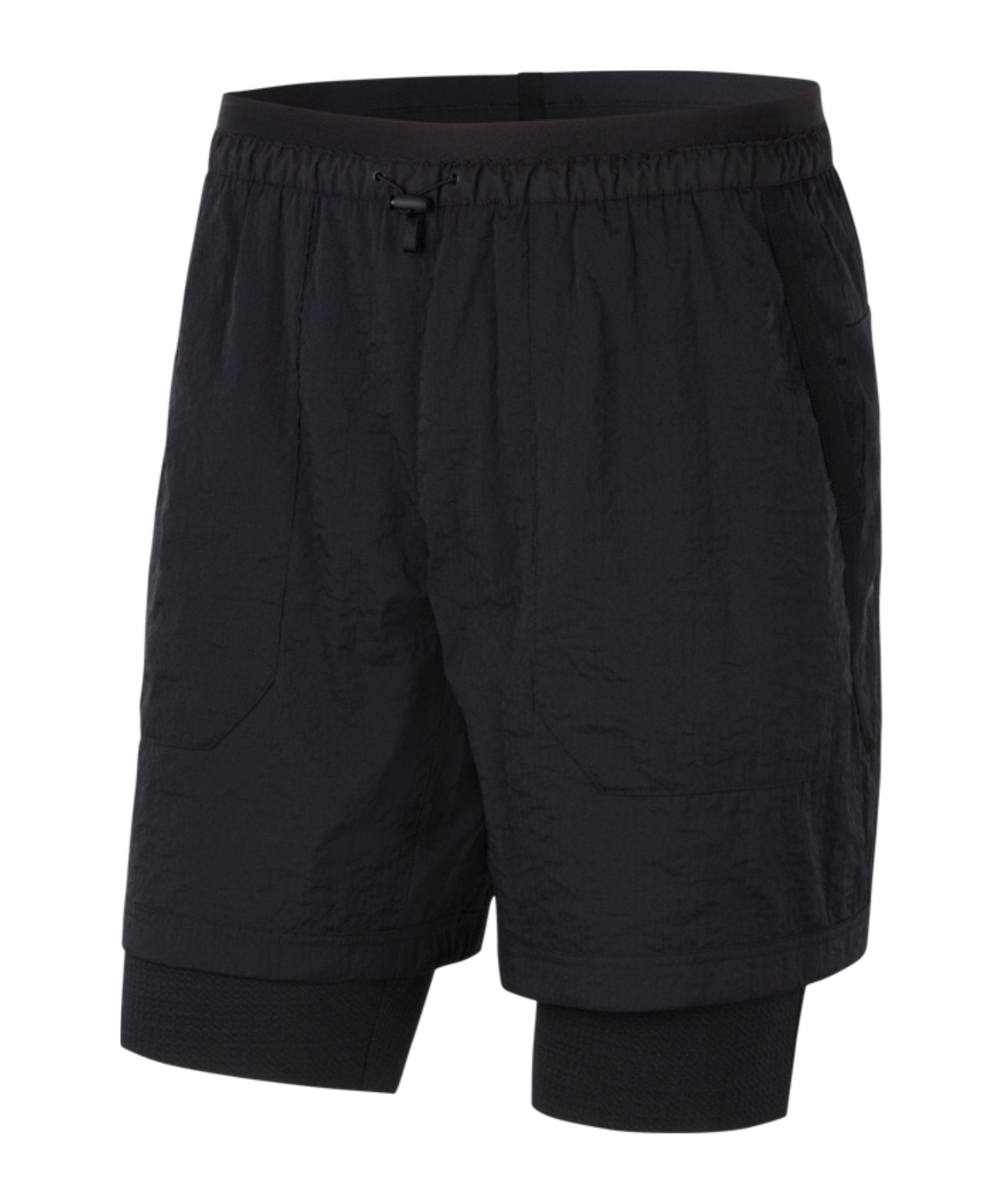 Nike Tech Pack Woven Short Schwarz F010 - schwarz