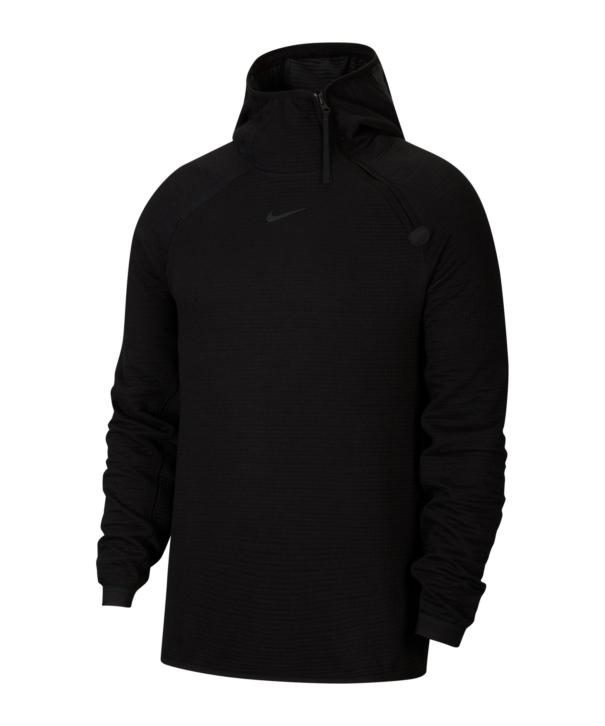 Nike Tech Pack Hoody Schwarz F010 - schwarz