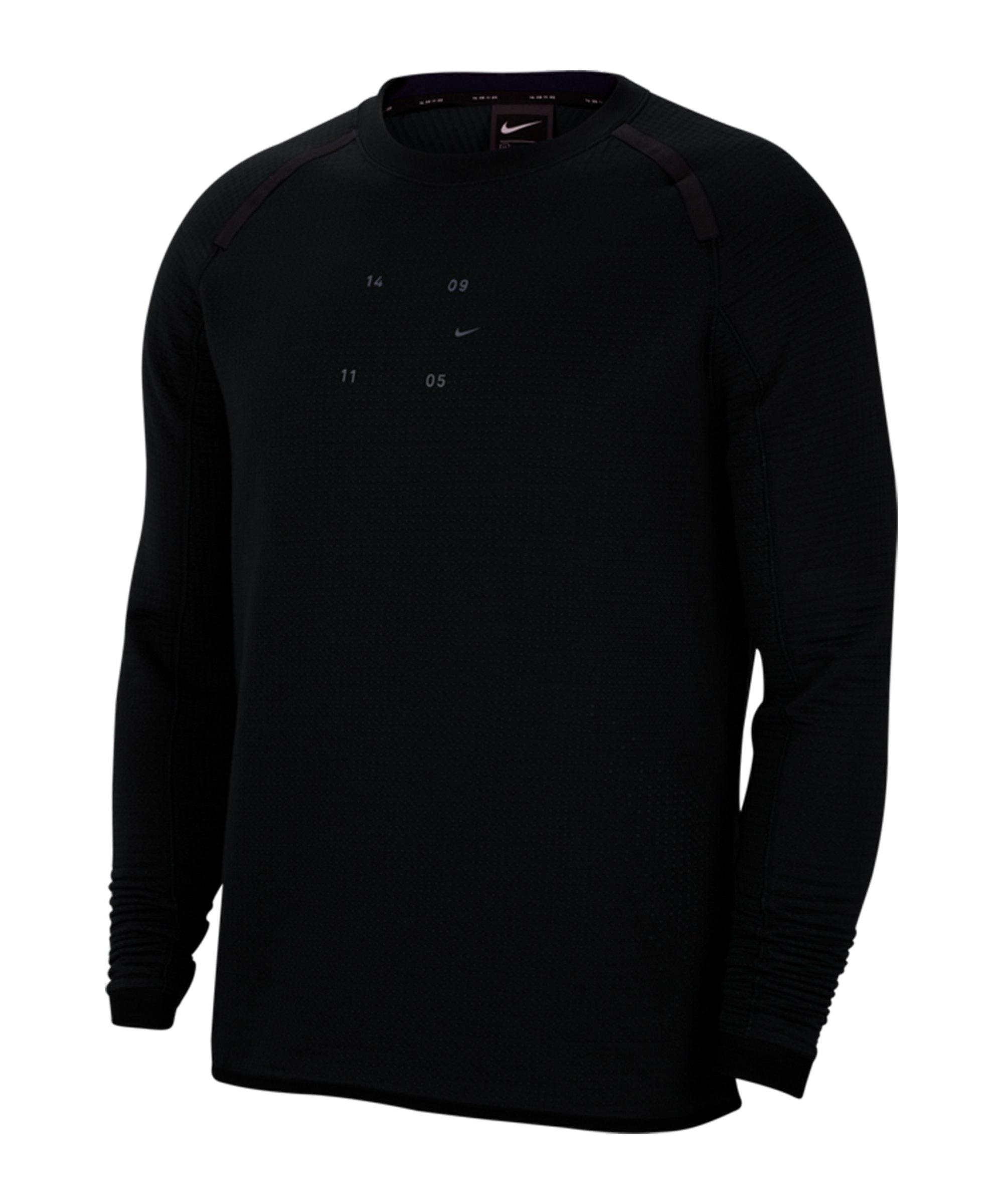 Nike Tech Pack Sweatshirt Schwarz F010 - schwarz