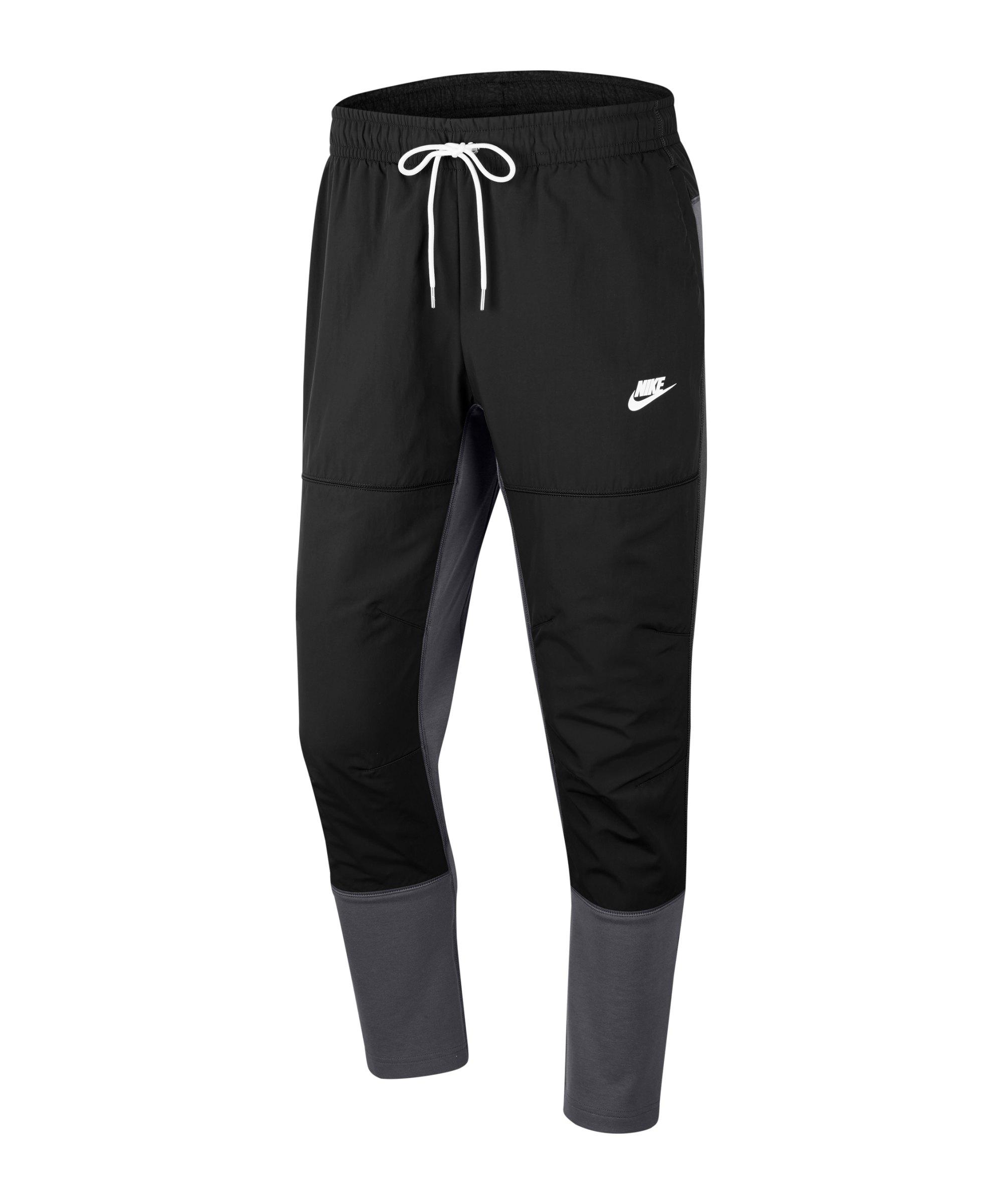 Nike OH Fleece Jogginghose Grau F070 - grau
