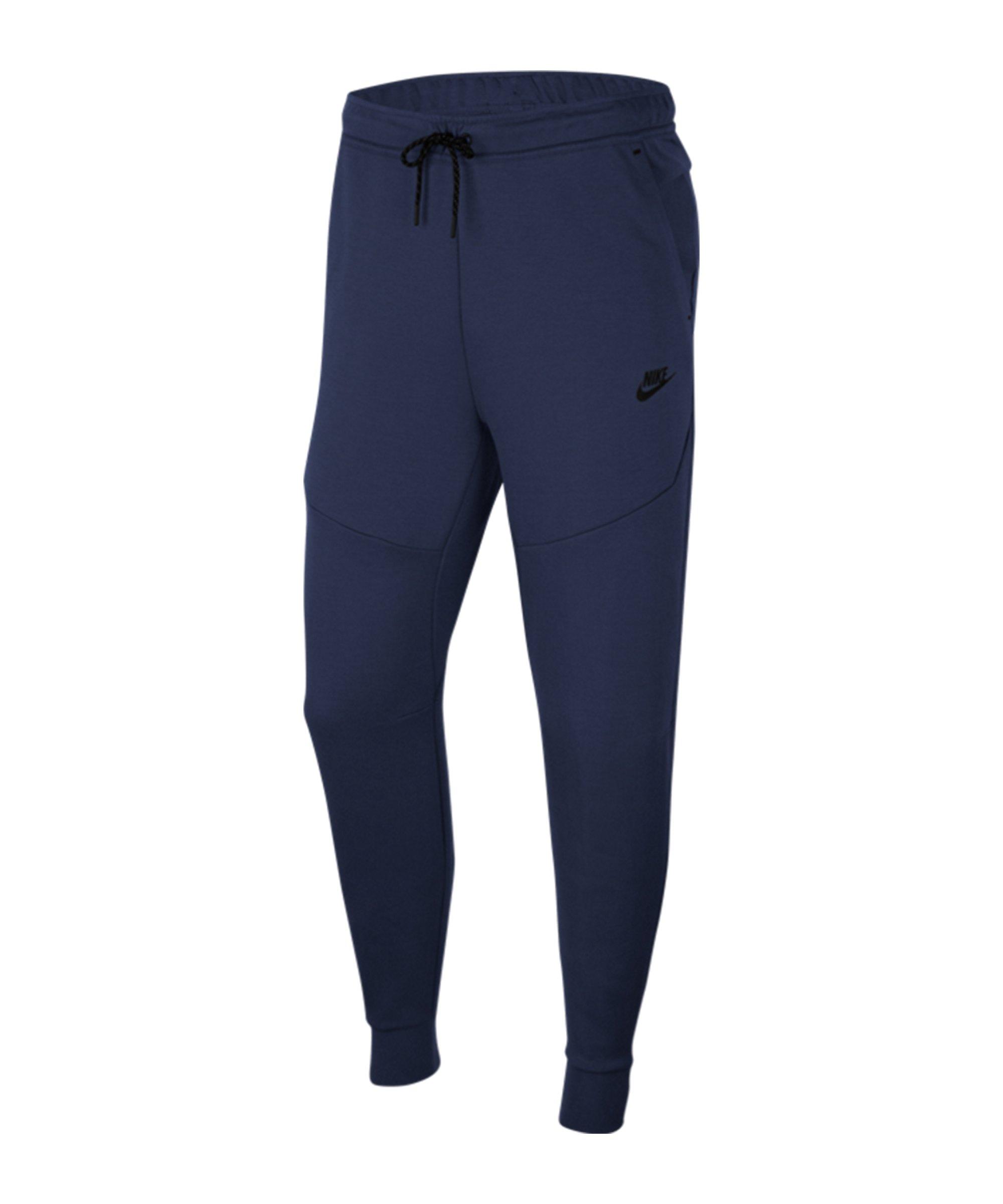 Nike Tech Fleece Jogginghose Blau F410 - blau