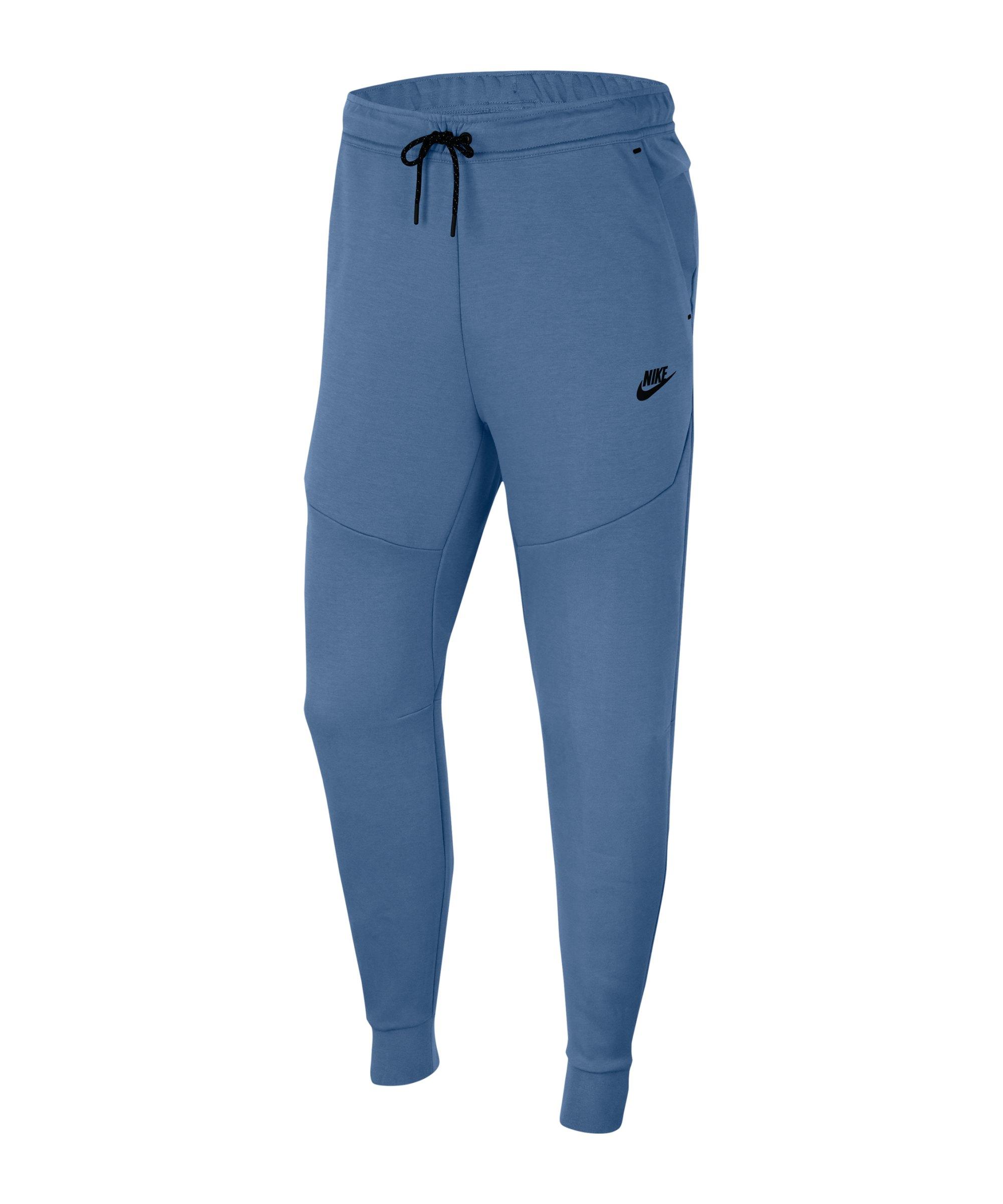 Nike Tech Fleece Jogginghose Blau F442 - blau