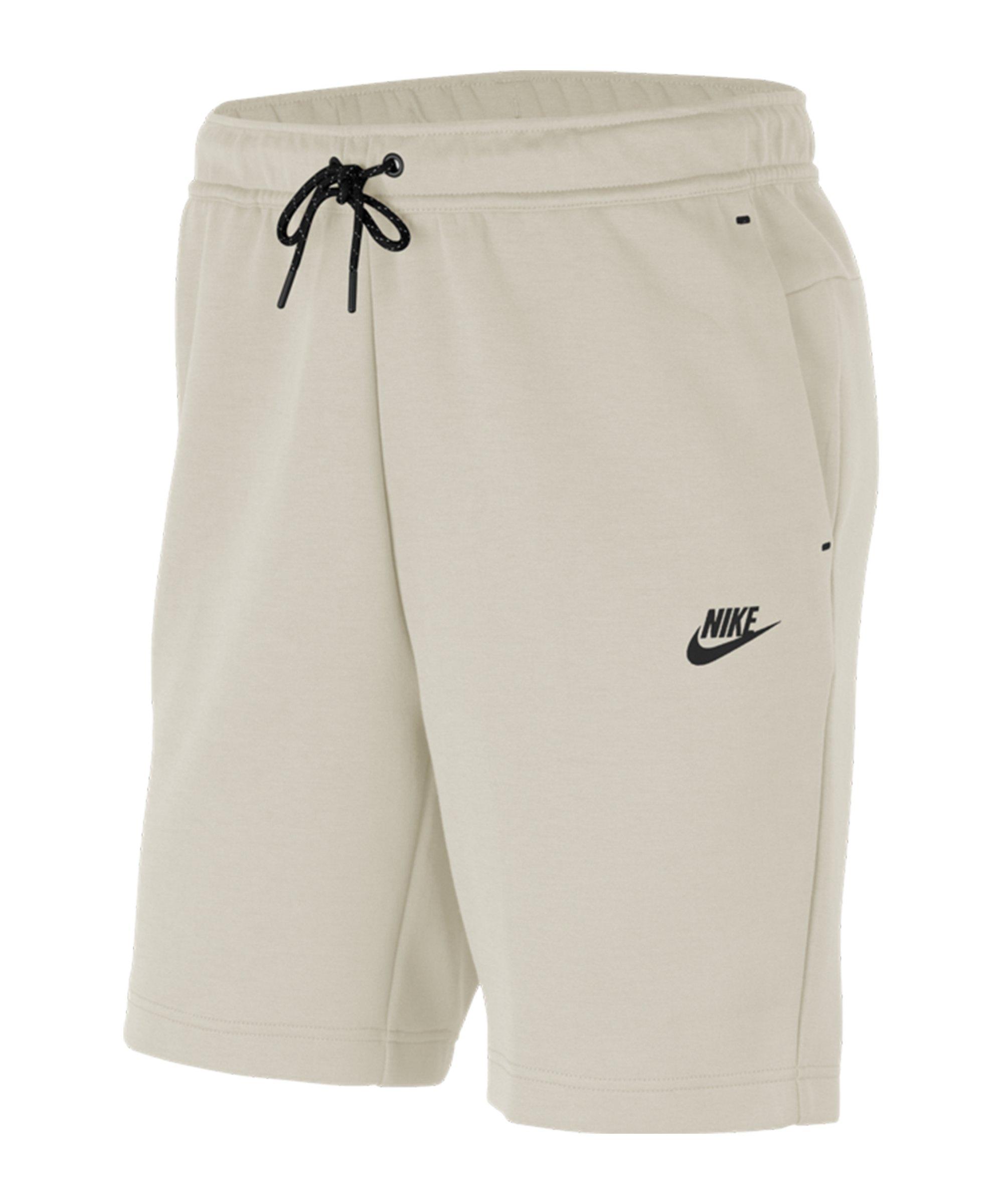 Nike Nike Tech Fleece Short Beige F072 - beige