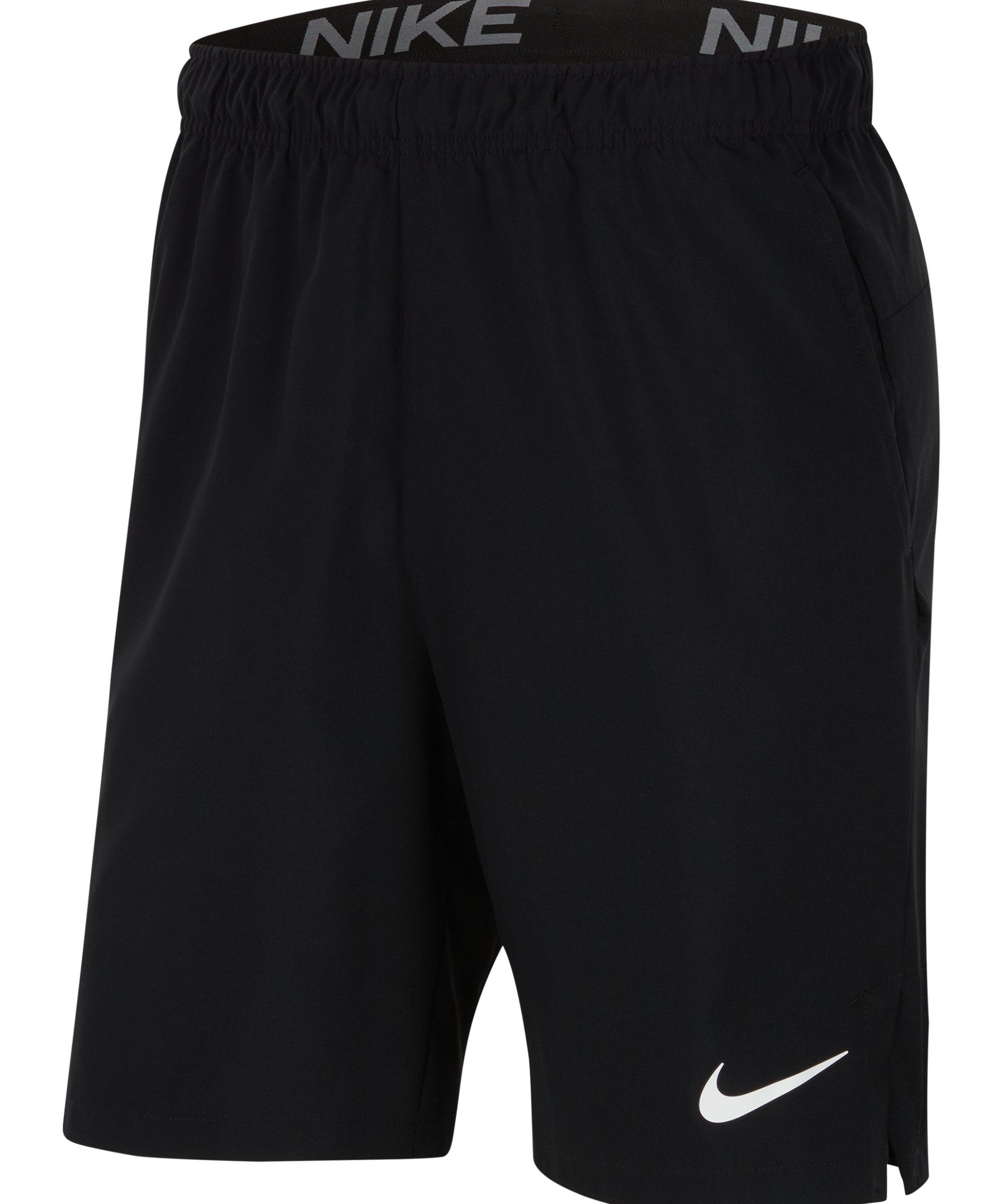 Nike Flex Woven Short Schwarz F010 - schwarz