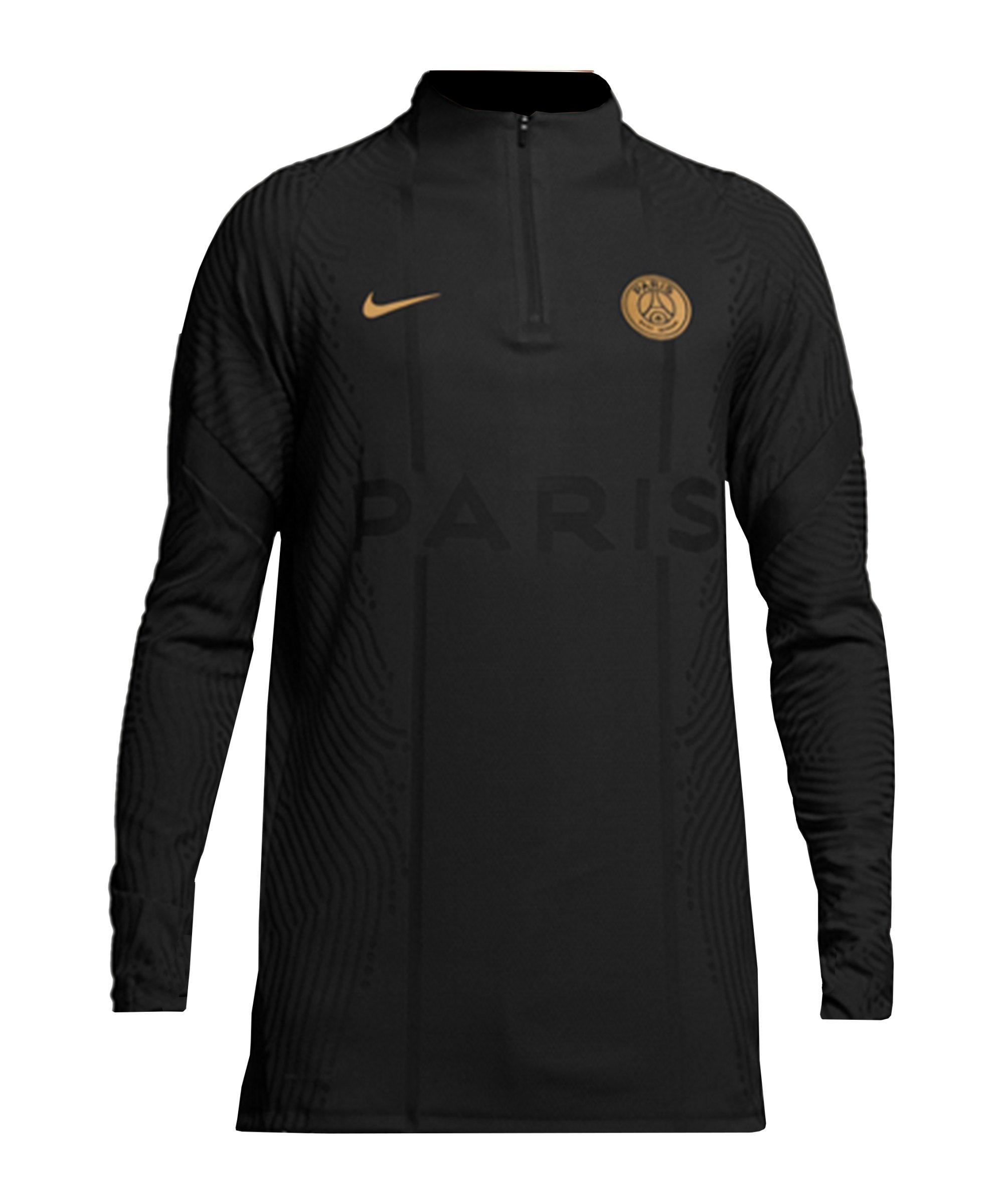 Nike Paris St. Germain Vaporknit Drill Top F010 - schwarz
