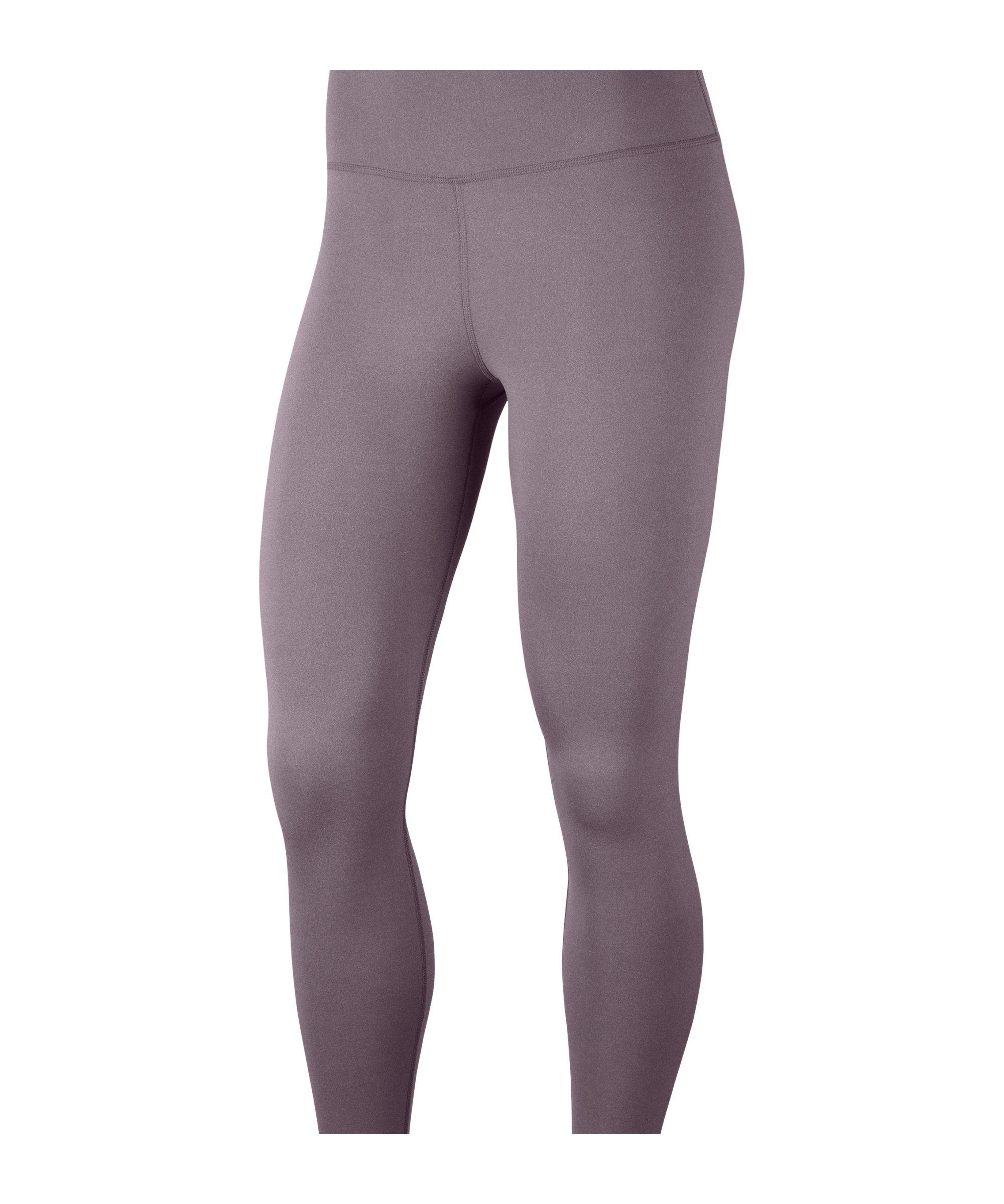 Nike Yoga 7/8 Leggings Training Damen Lila F531 - lila