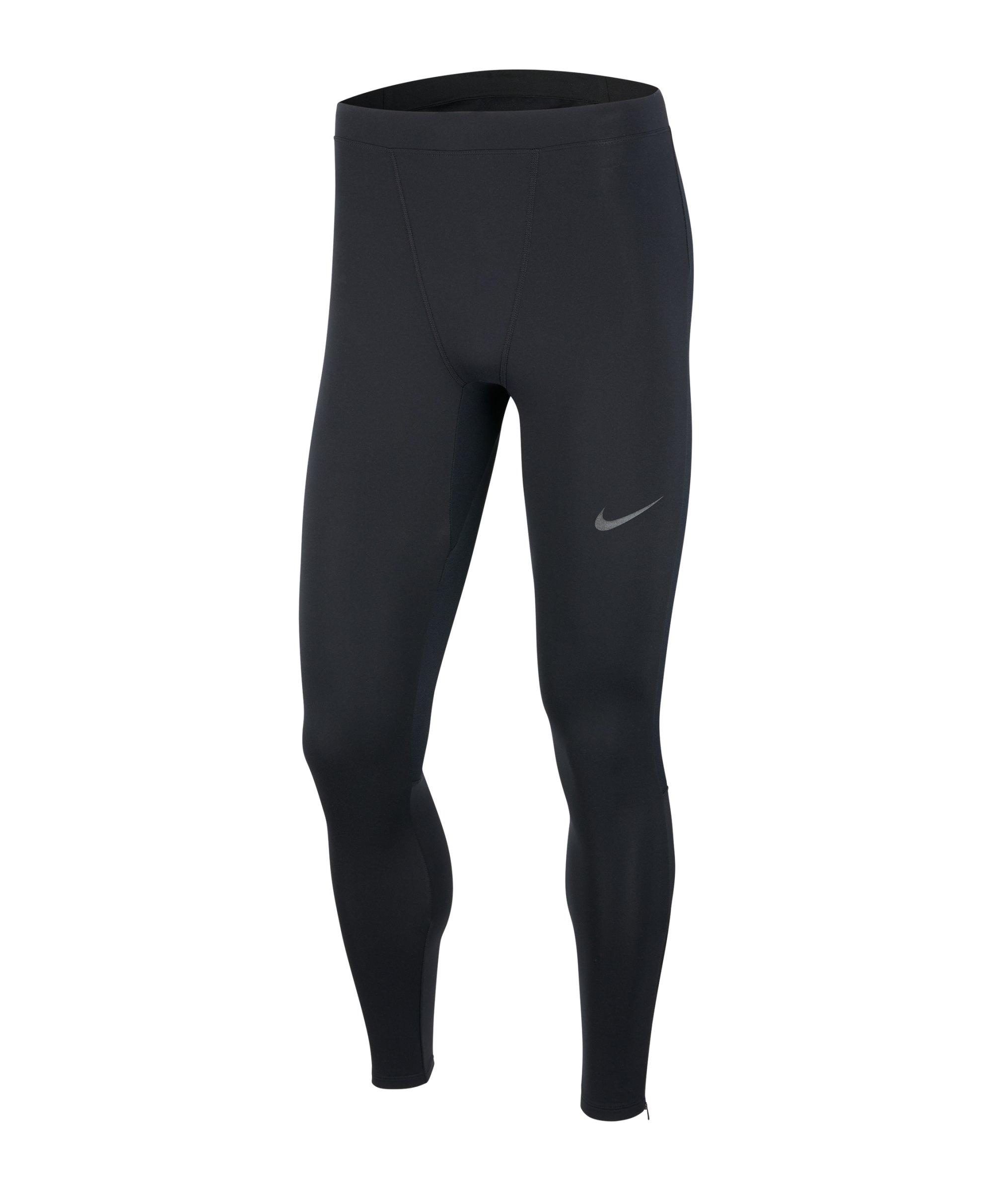 Nike Thermal Hose Running Schwarz F010 - schwarz