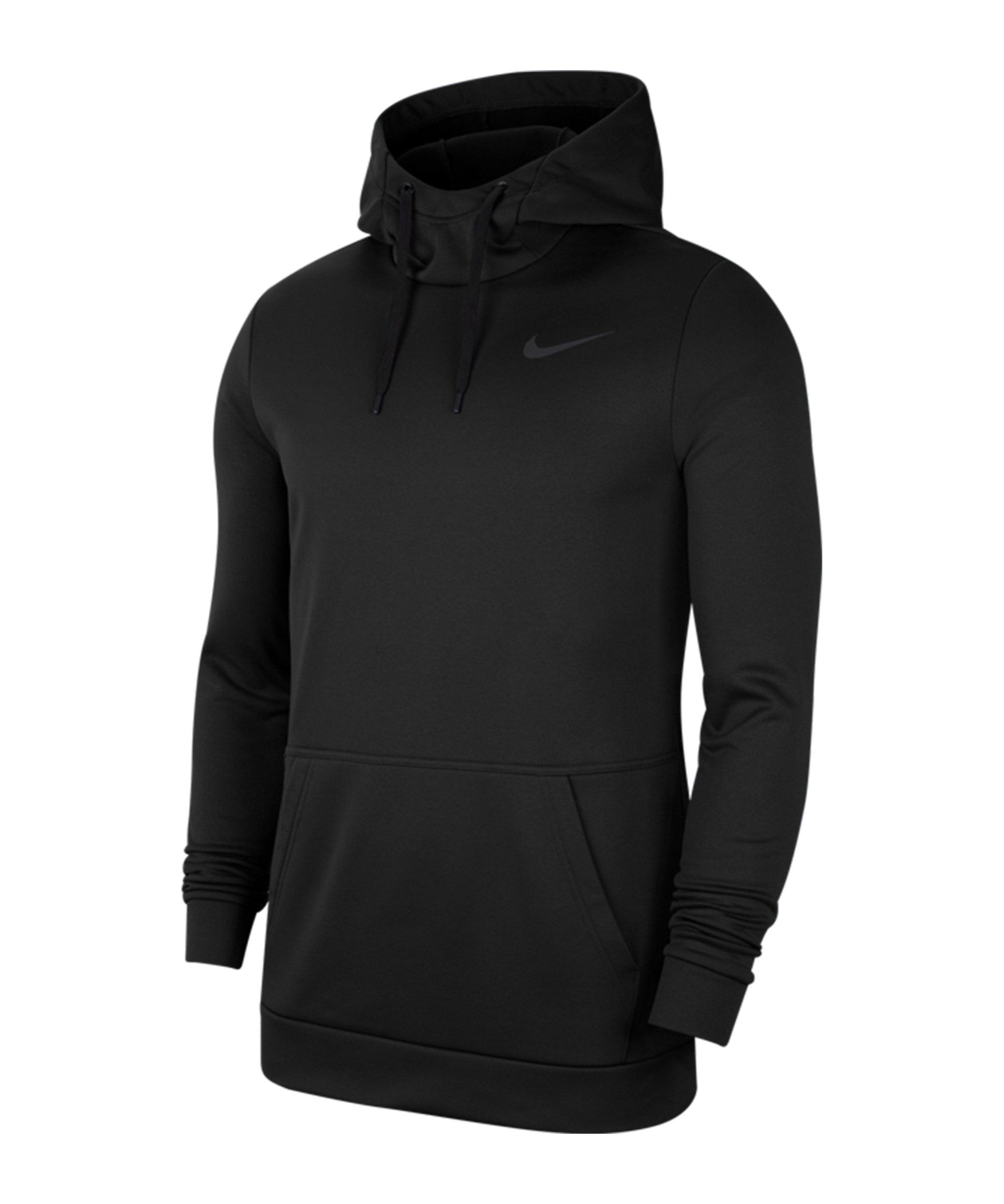 Nike Therma Hoody Schwarz F010 - schwarz