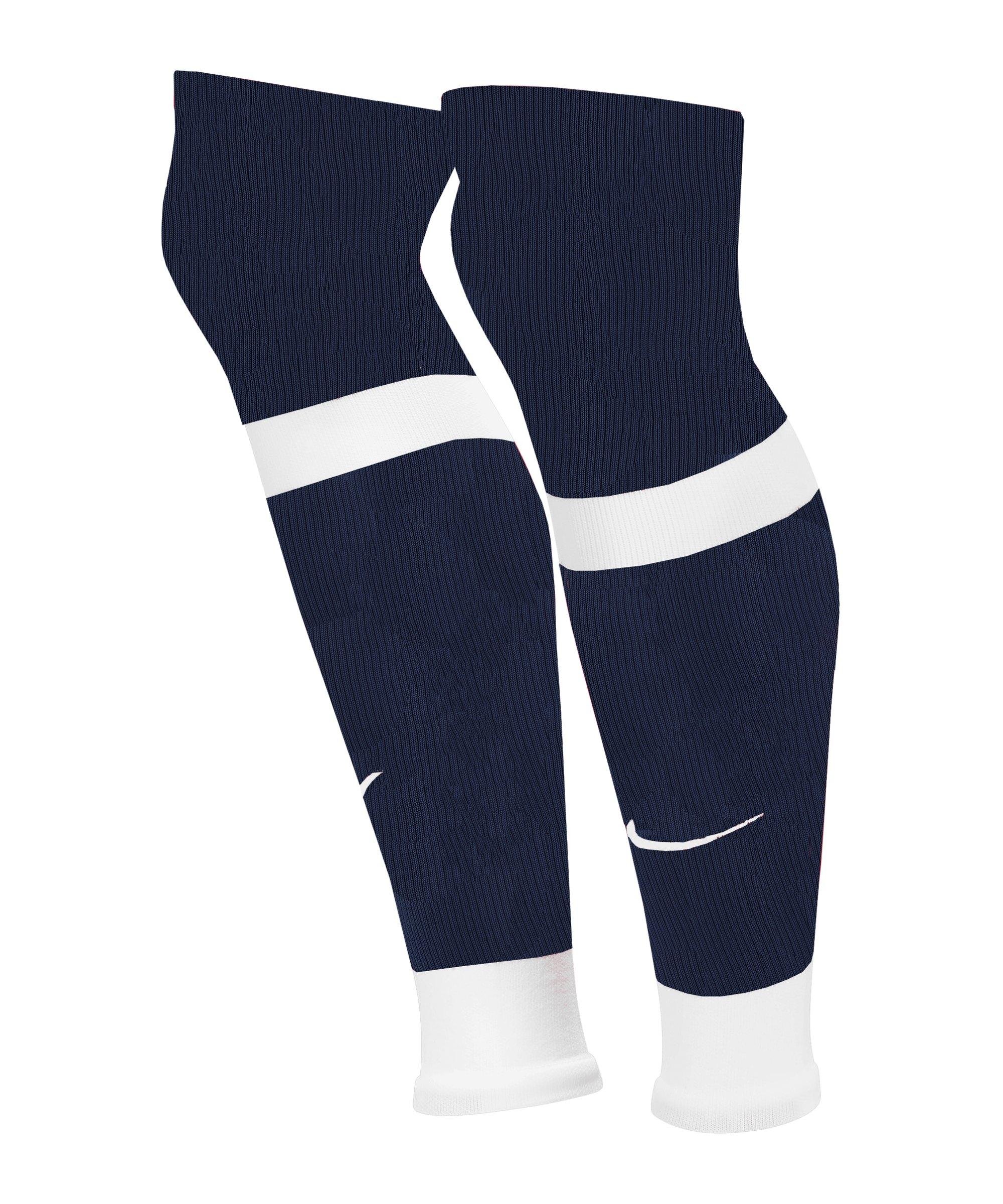 Nike MatchFit Sleeve Blau Weiss F410 - blau
