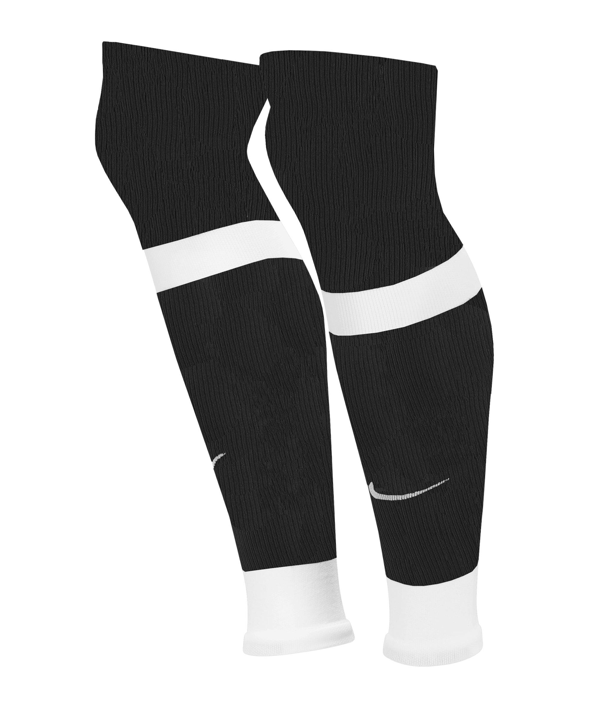 Nike MatchFit Sleeve Schwarz Weiss F010 - schwarz