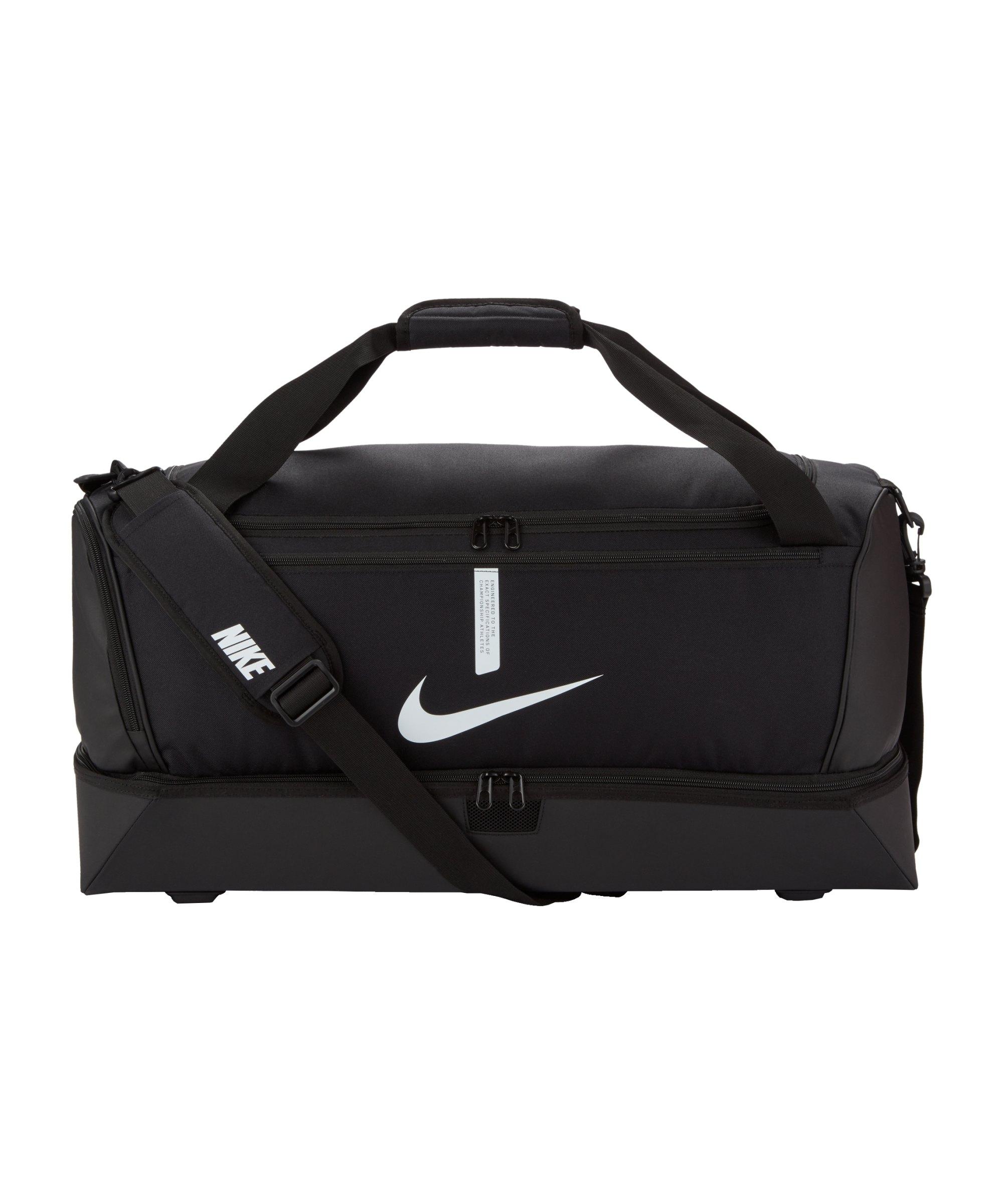 Nike Academy Team Duffel Tasche Large Schwarz F010 - schwarz