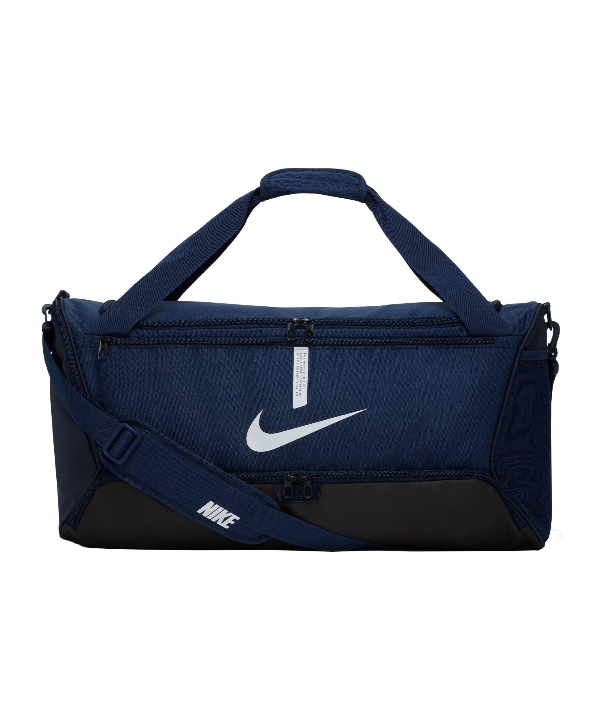 Nike Academy Team Duffel Tasche Medium Blau F410 - blau