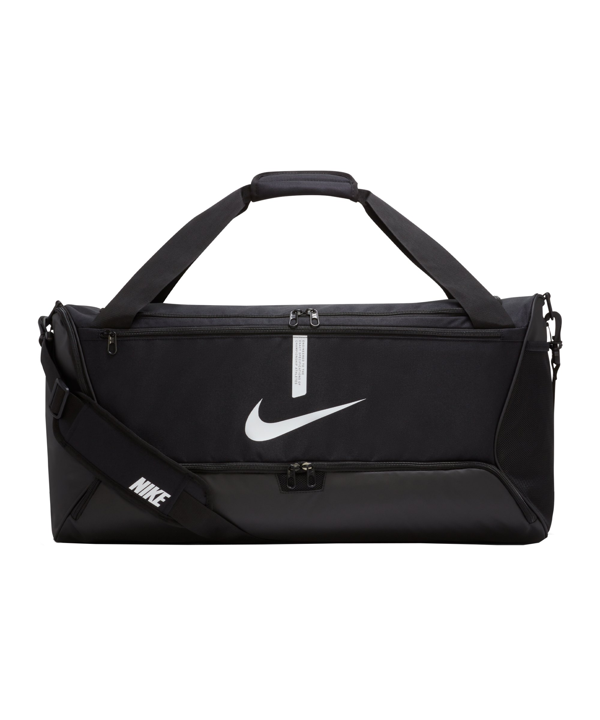 Nike Academy Team Duffel Tasche Medium F010 - schwarz