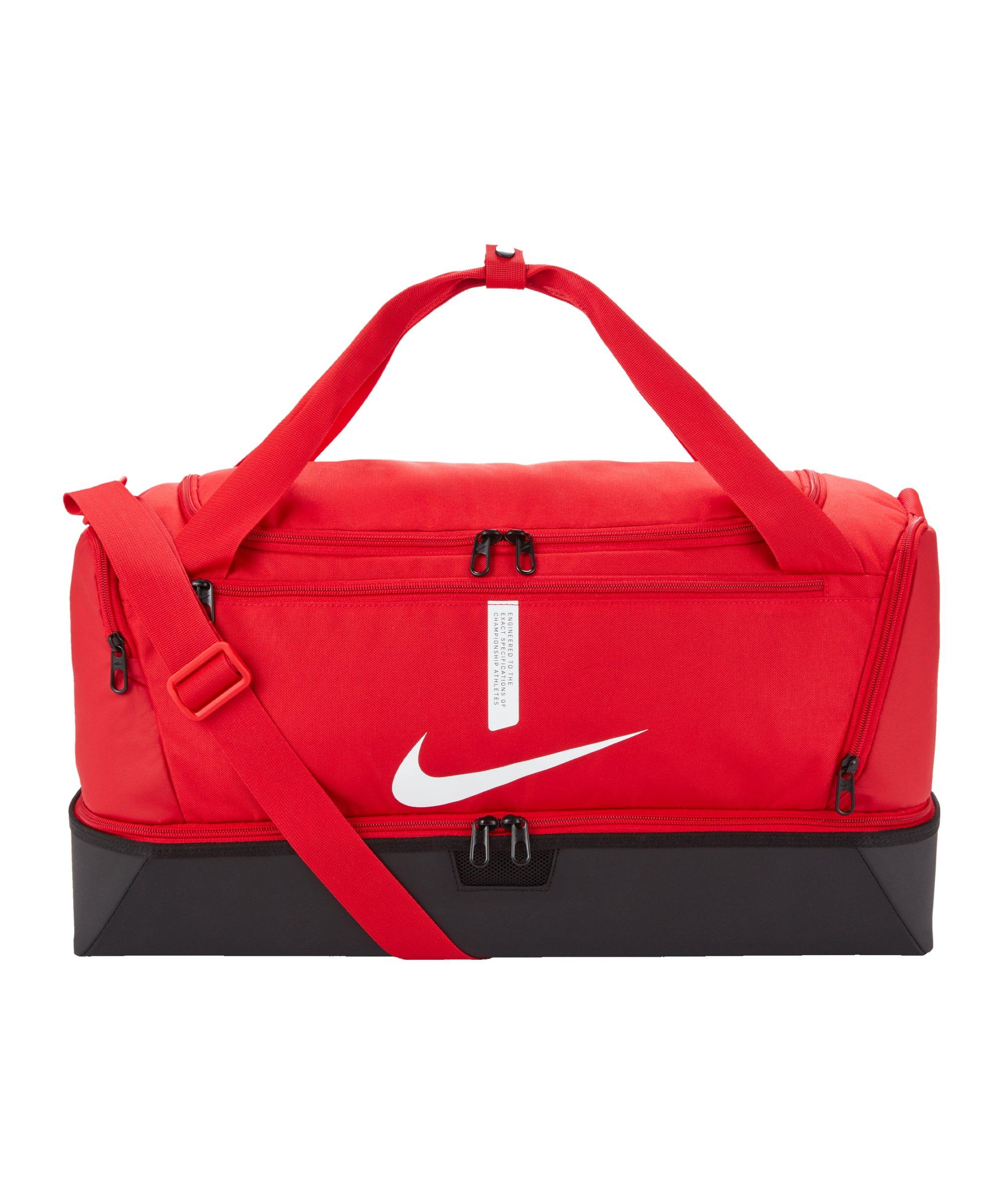 Nike Academy Team Hardcase Tasche Medium Rot F657 - rot