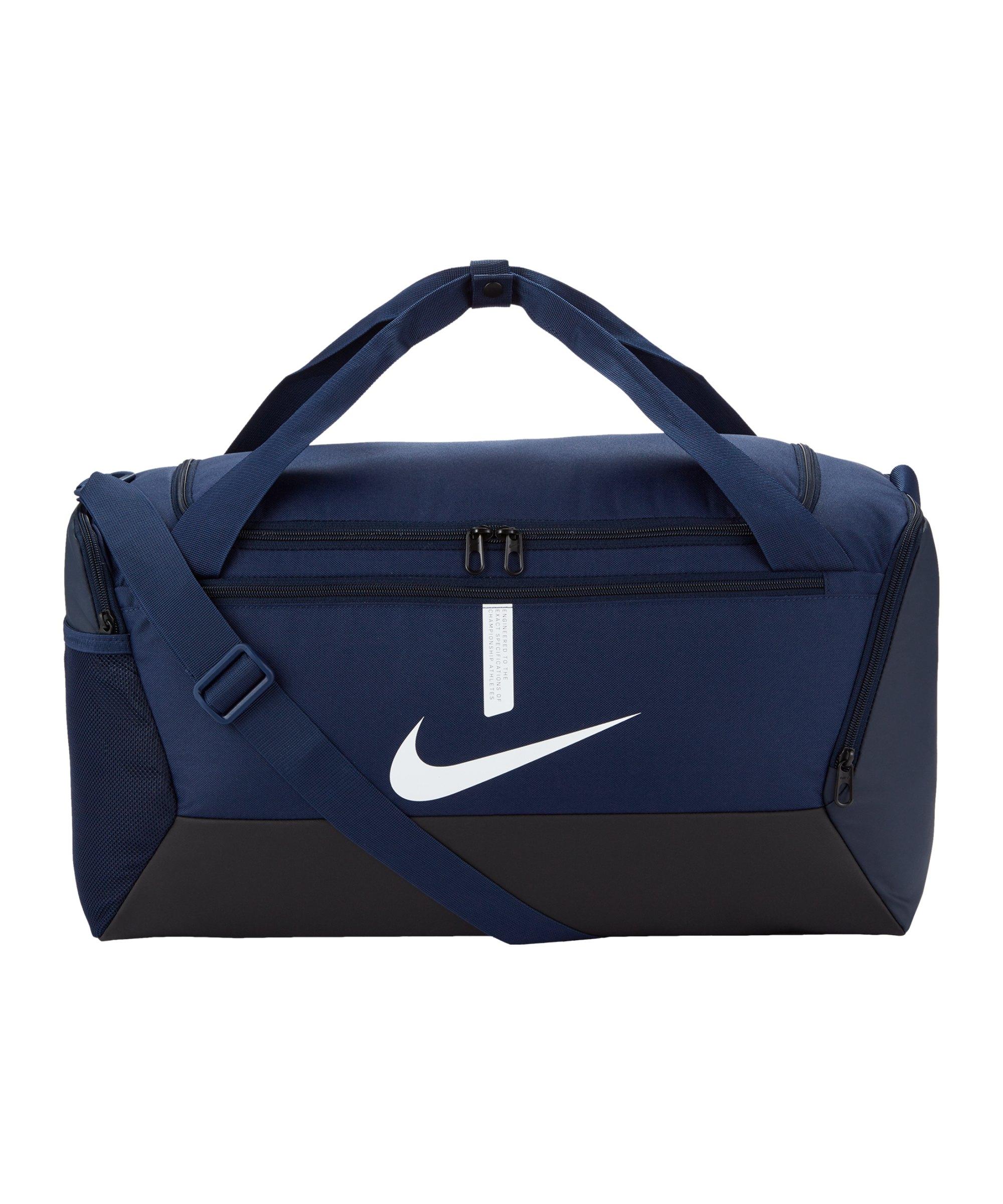 Nike Academy Team Duffel Tasche Small Blau F410 - blau