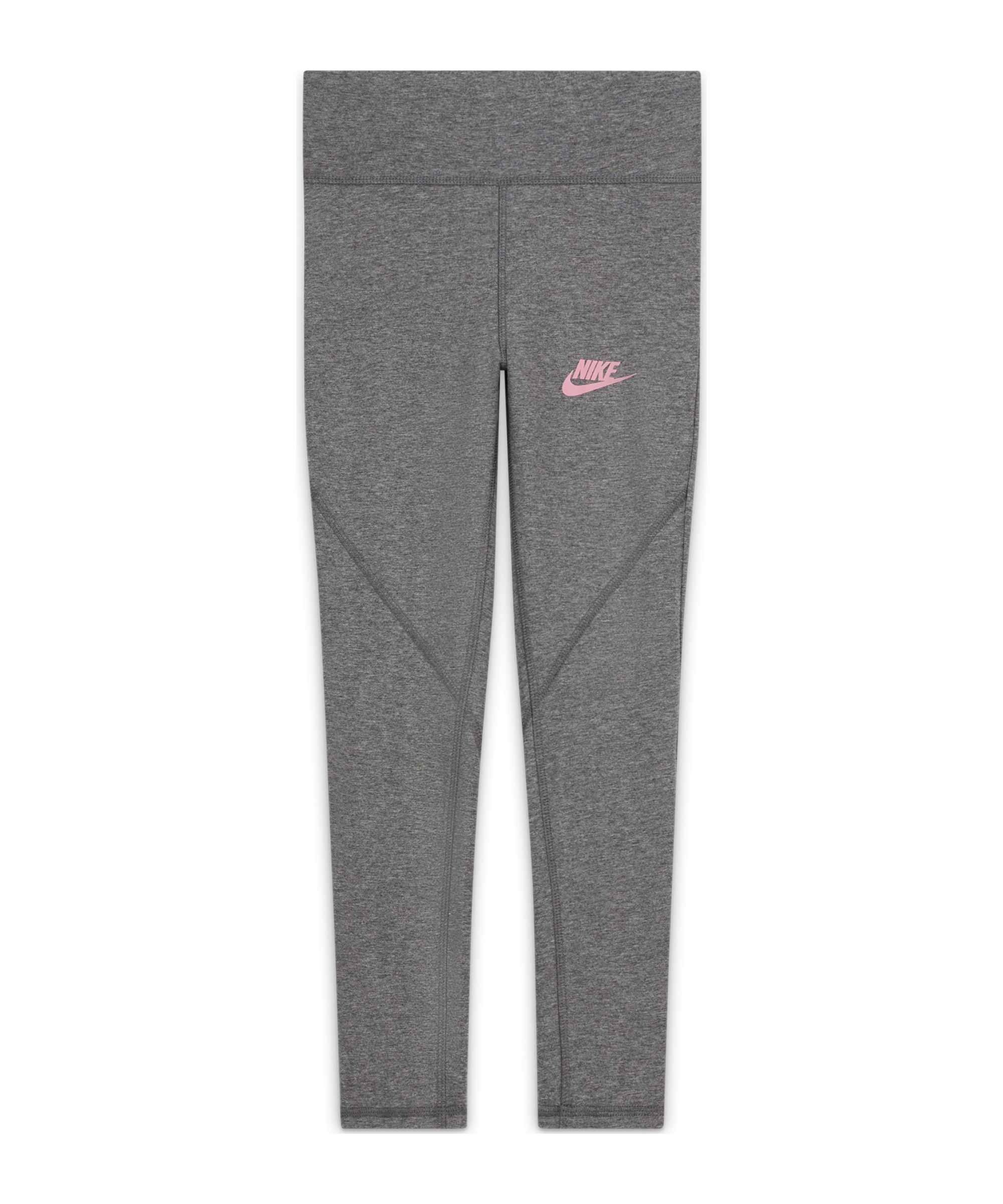Nike Favorites GX Legging Kids Grau F092 - grau