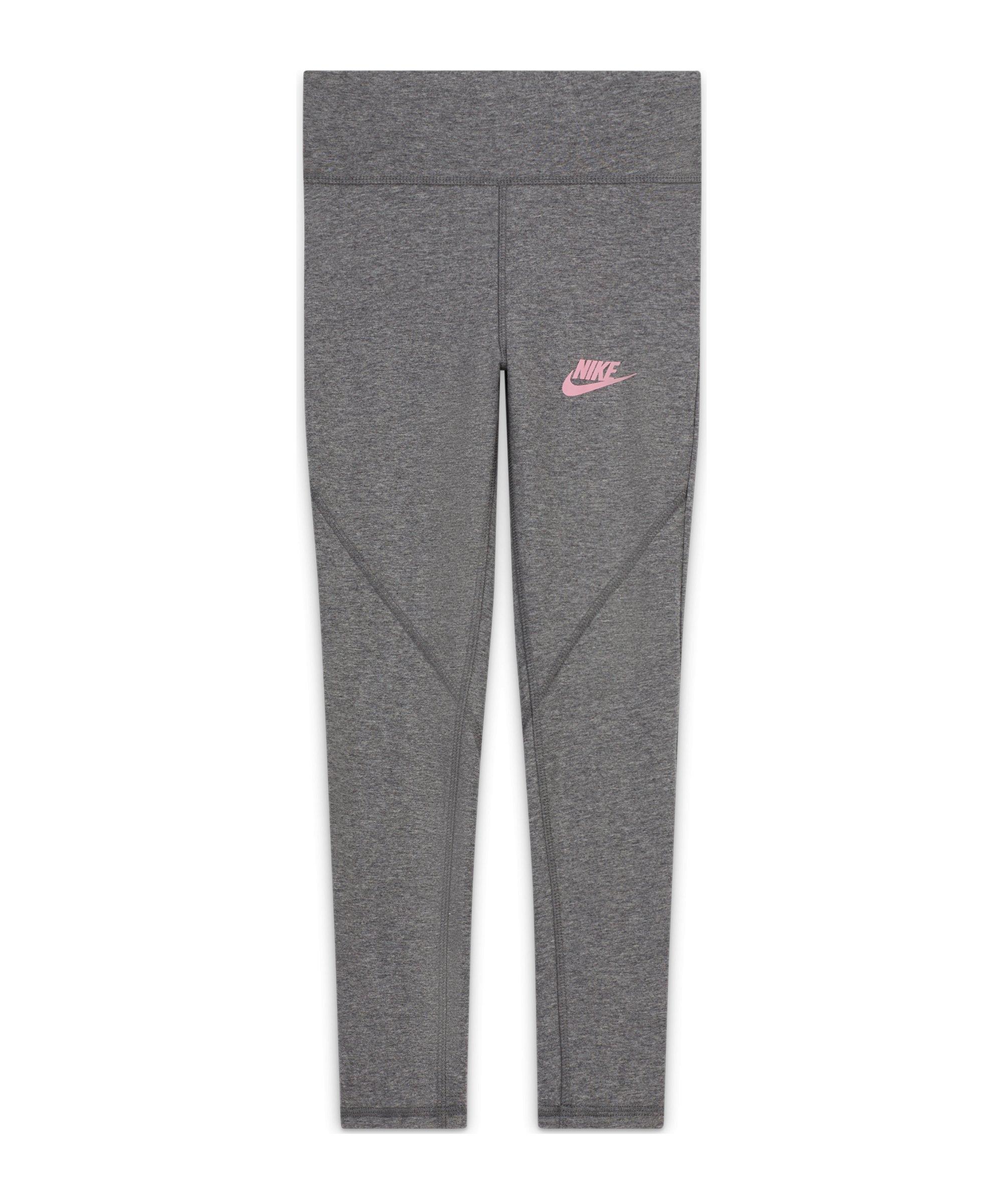 Nike Favorites GX Legging Kids Grau F092 - grau