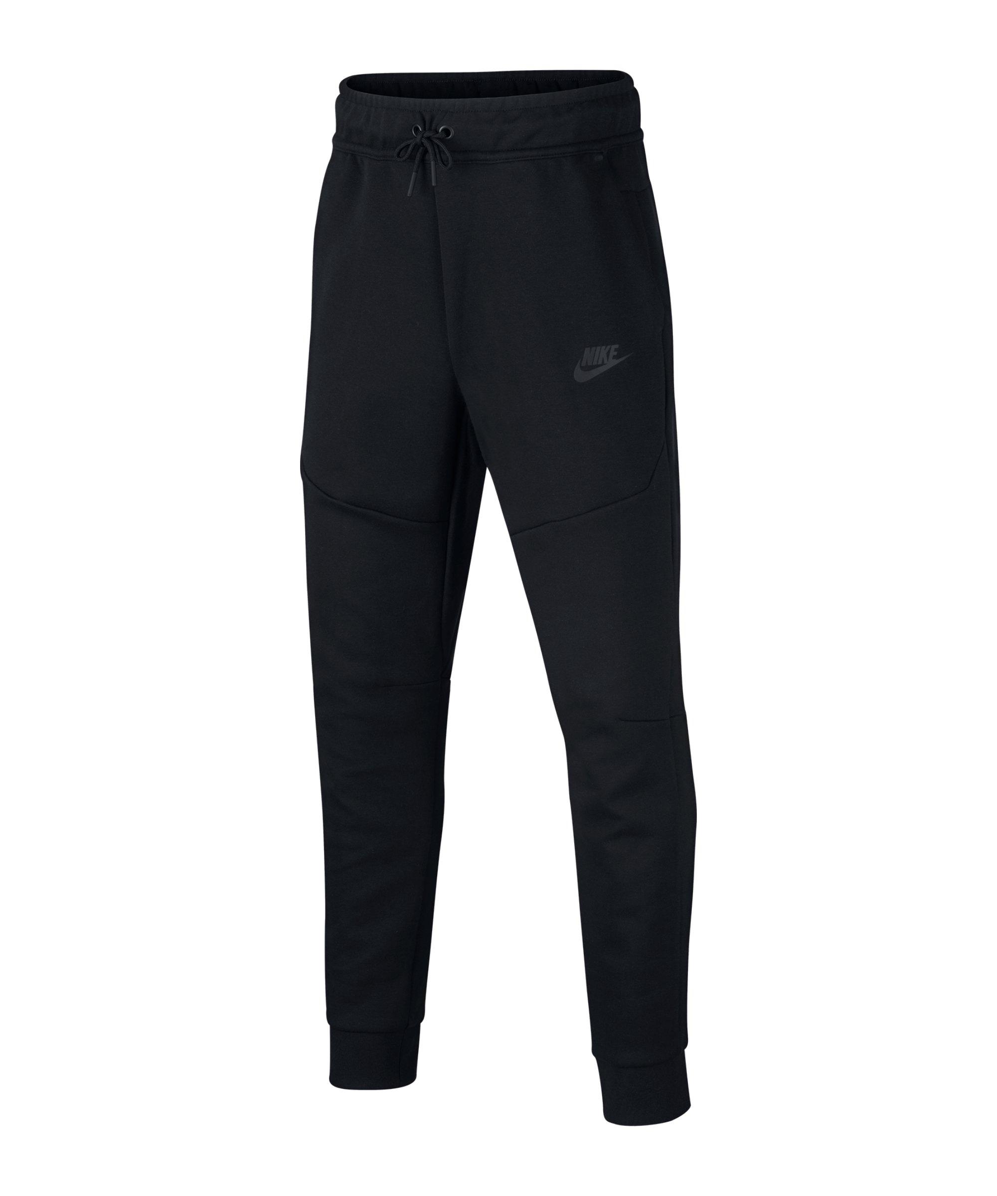 Nike Tech Fleece Jogginghose Kids F010 - schwarz