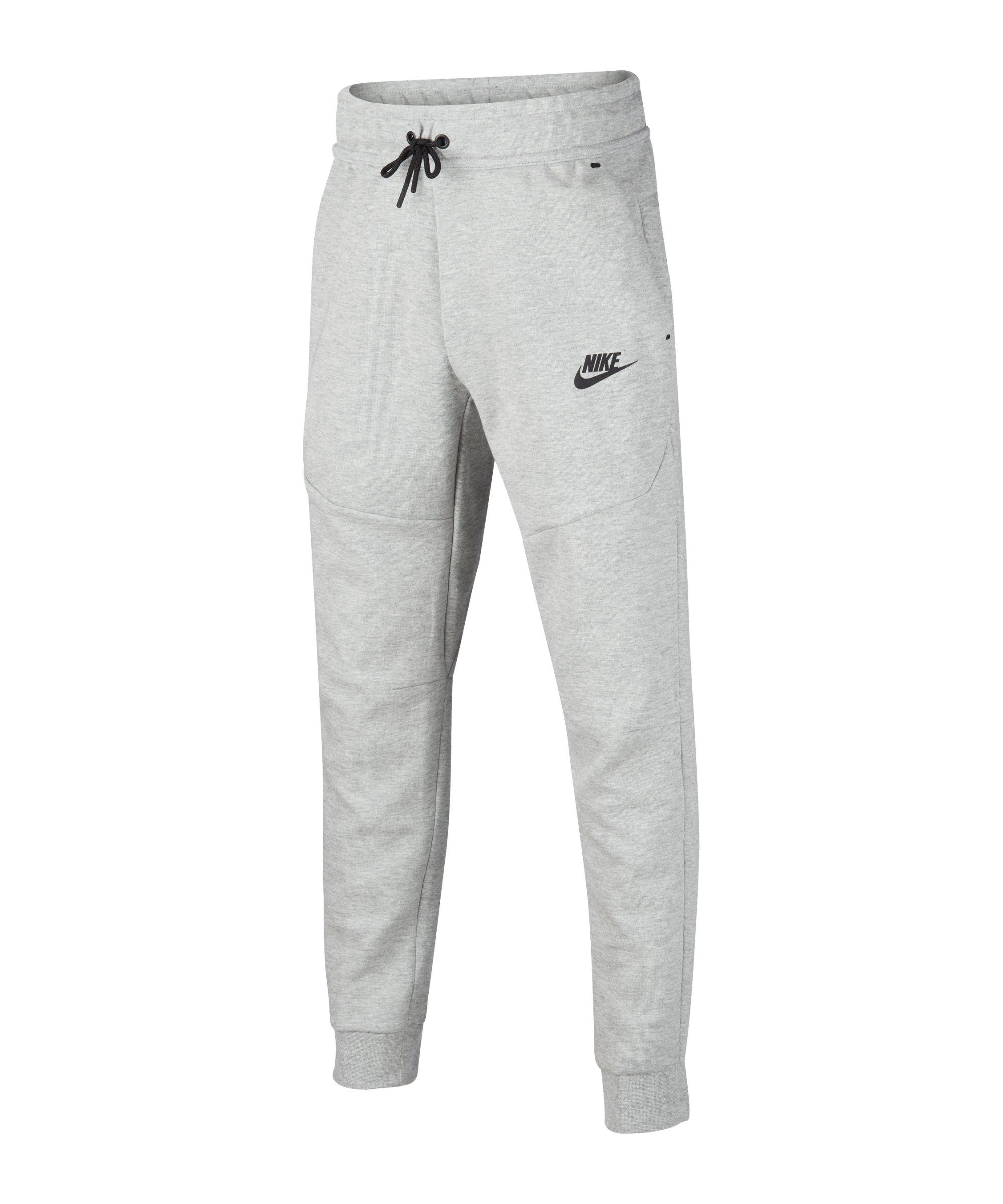 Nike Tech Fleece Jogginghose Kids Grau F063 - grau
