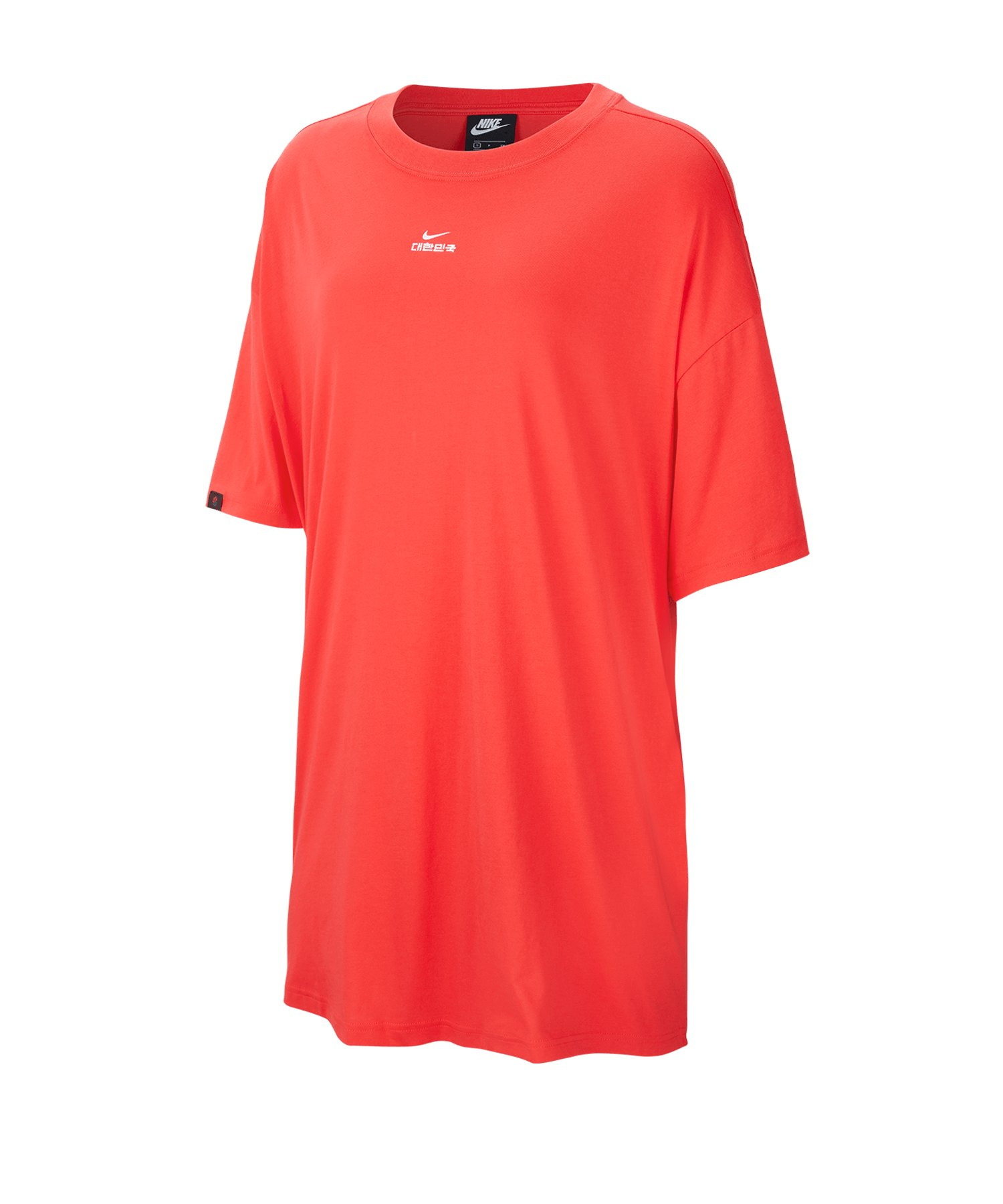 Nike Südkorea Essential Dress Kleid Damen Rot F670 - rot