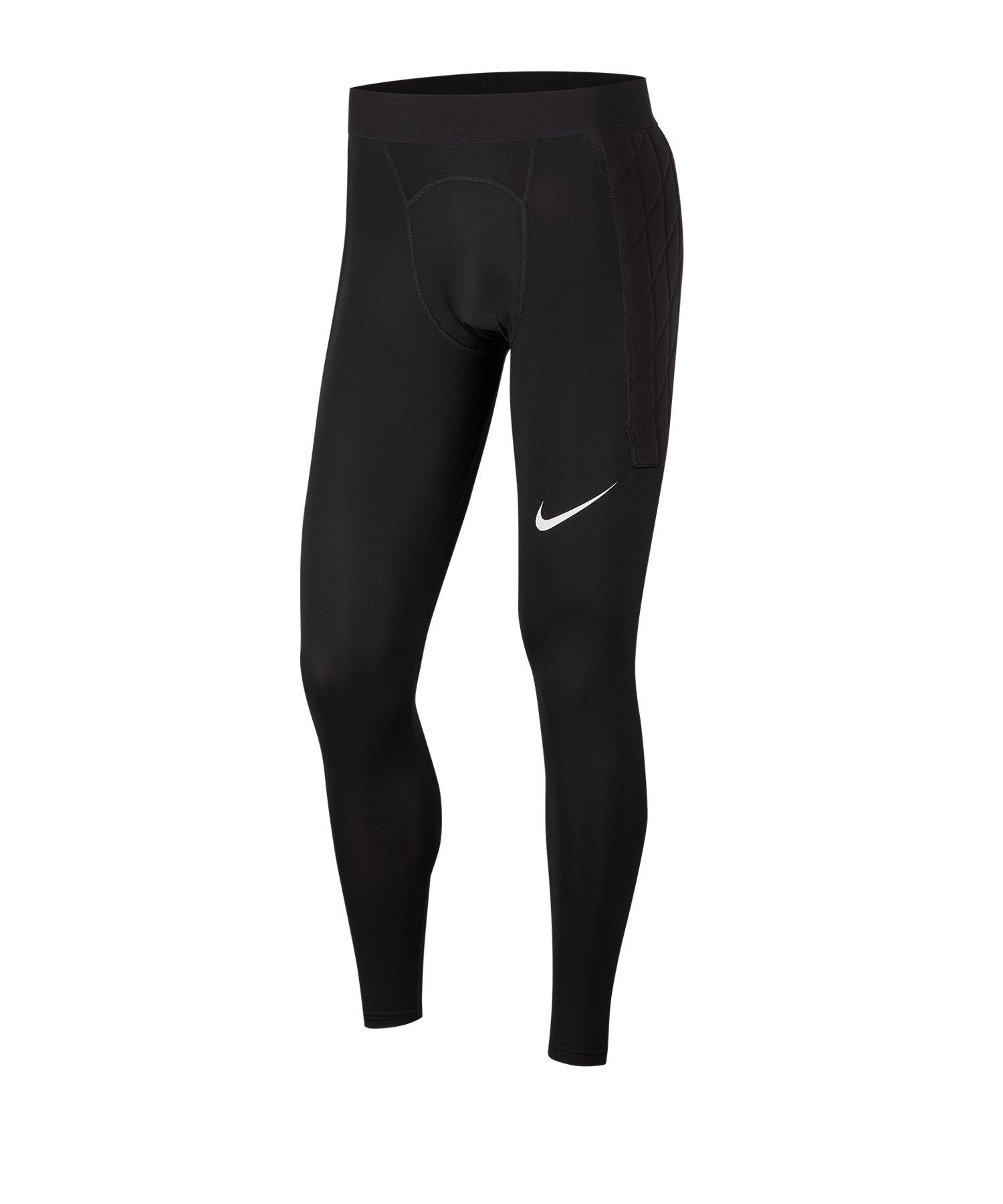 Nike Gardien Tight Torwarthose F010 - schwarz