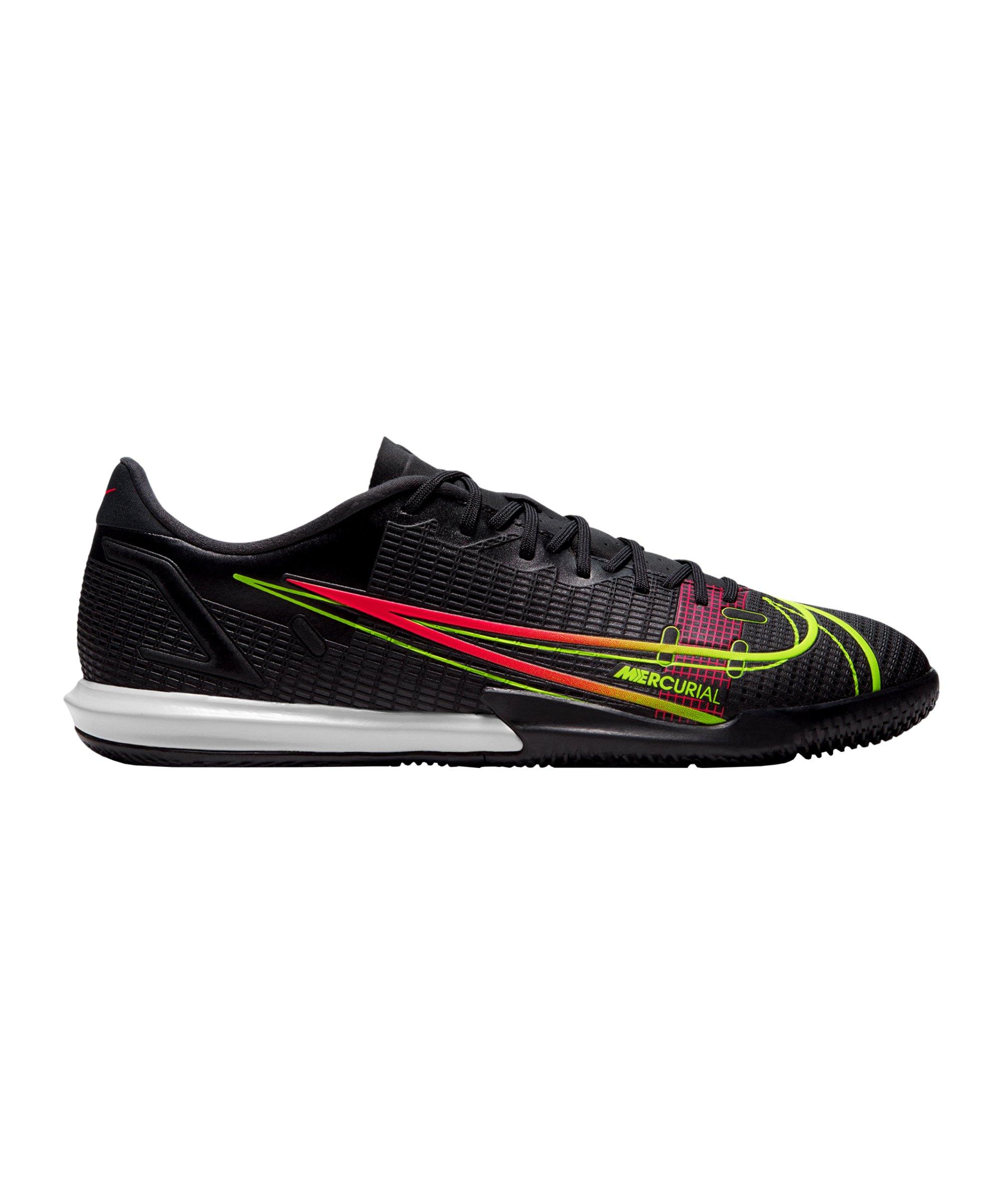 Nike Mercurial Vapor XIV Black X Prism Academy IC Schwarz F090 - schwarz
