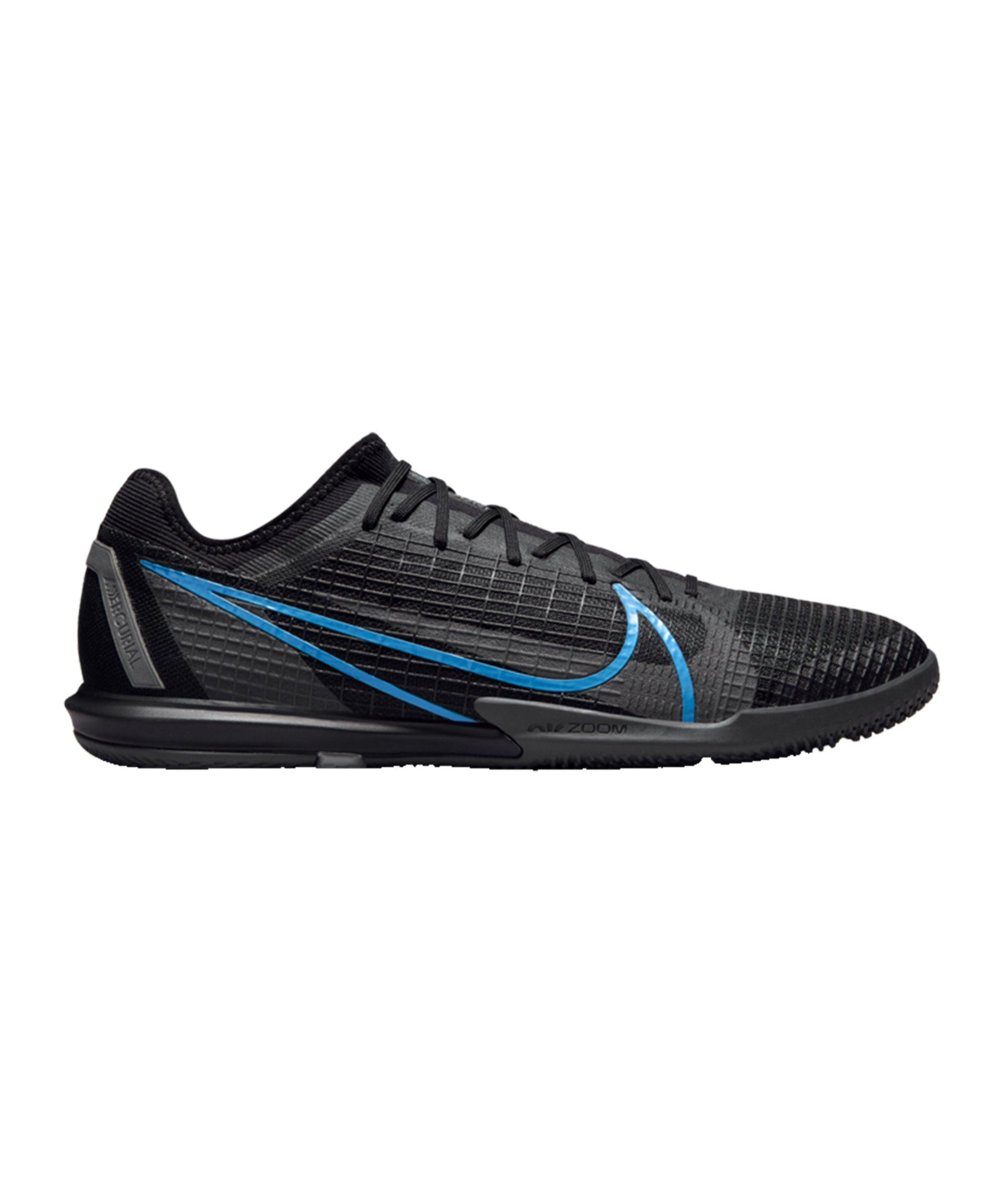 Nike Mercurial Zoom Vapor XIV Renew Pro IC Schwarz F004 - schwarz