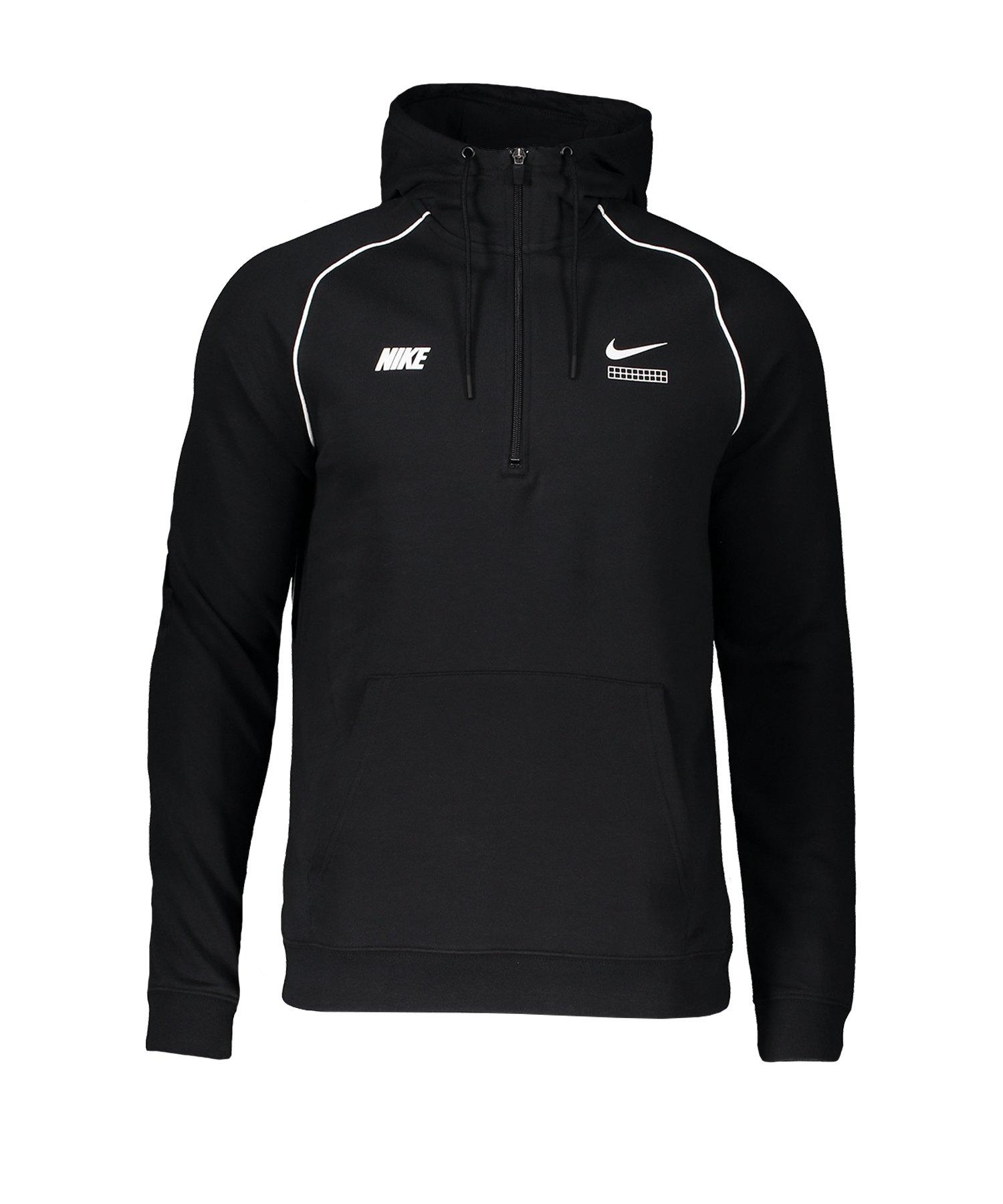 Nike DNA Hoody Kapuzenpullover Schwarz F010 - schwarz